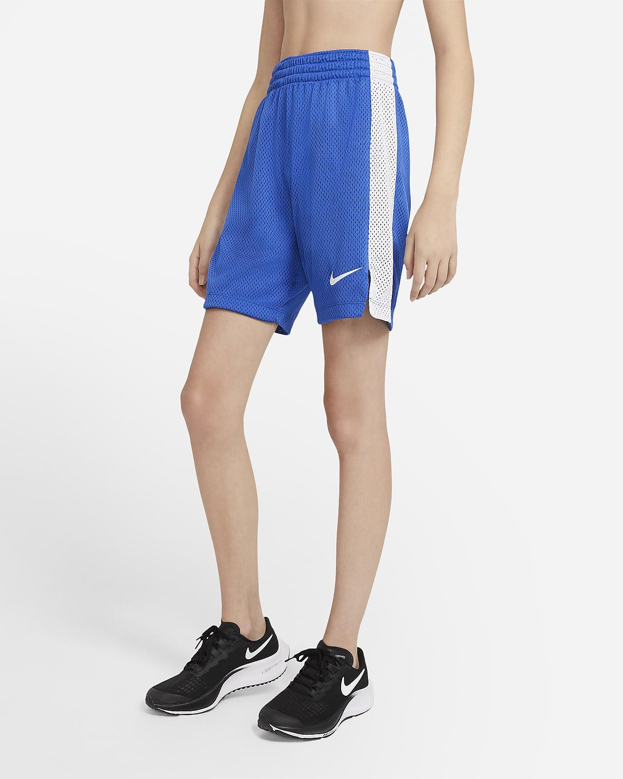 Shorts de entrenamiento para niña talla grande Nike