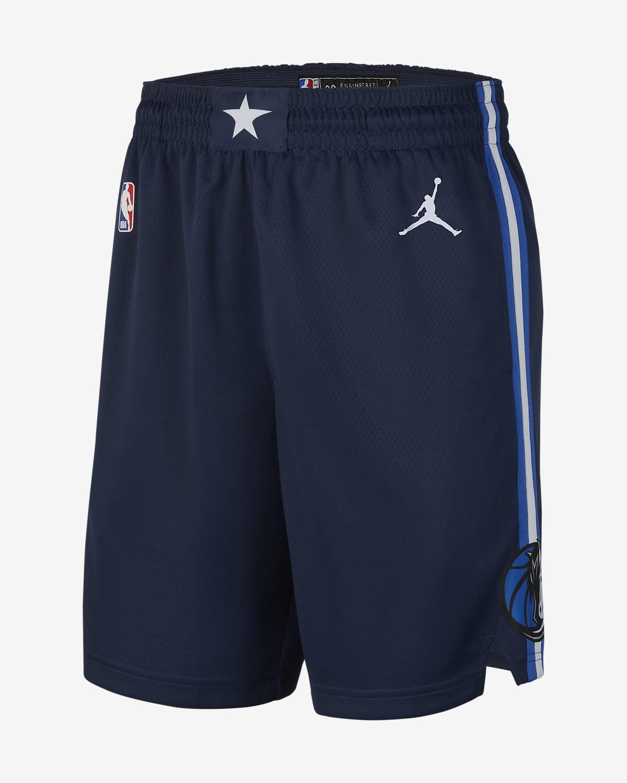Short Jordan NBA Swingman Mavericks Statement Edition 2020 pour Homme
