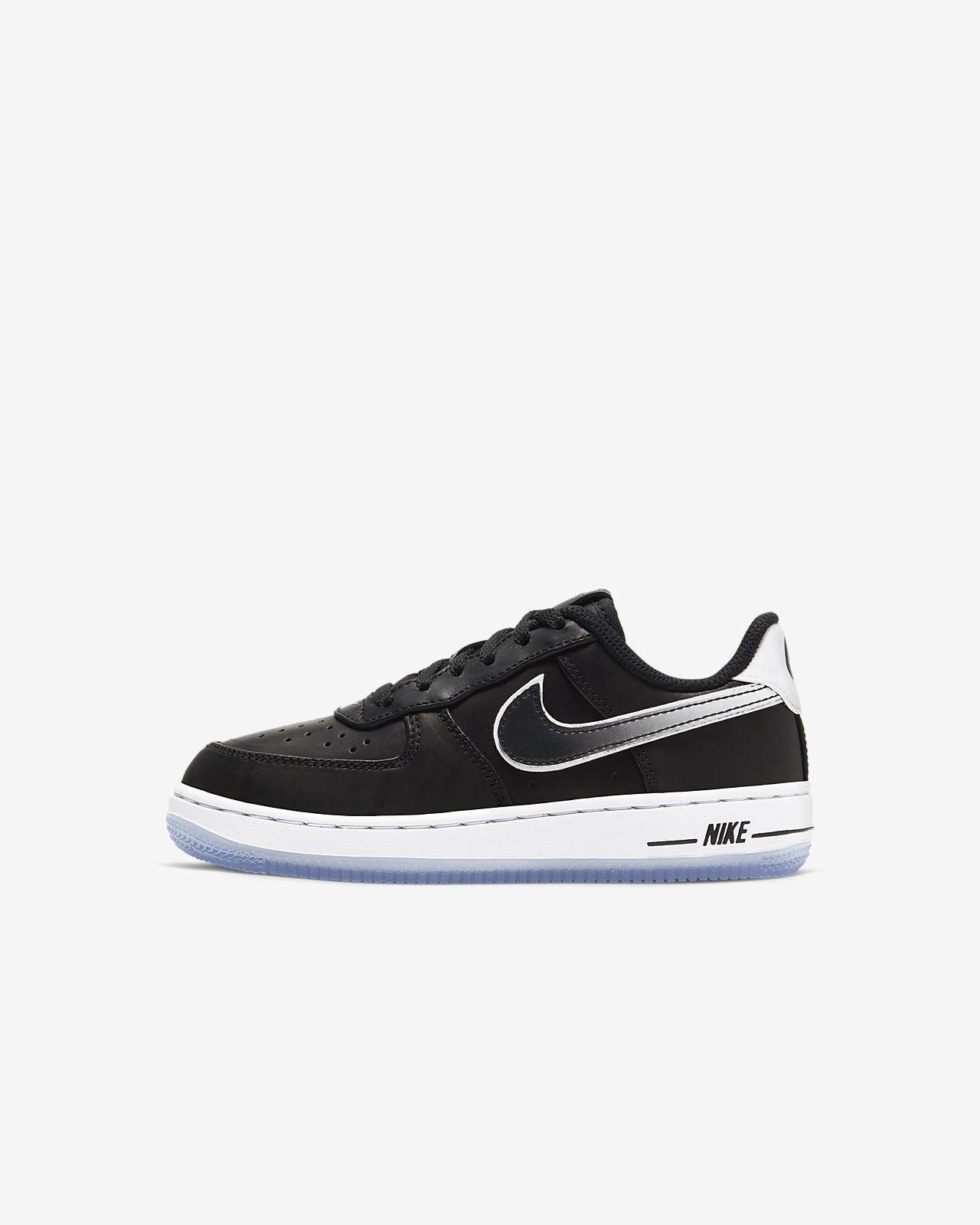 รองเท้าเด็กเล็ก Nike Force 1 x Colin Kaepernick