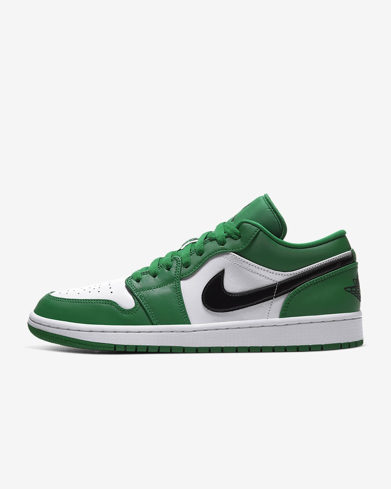 Nike Air Force 1 Low Neutral Grey White Pine Green
