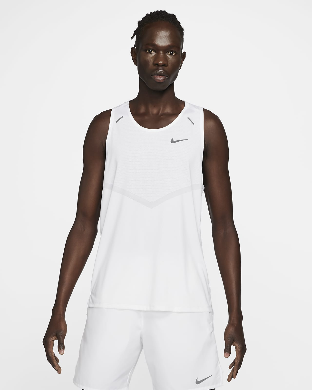 Pánské běžecké tílko Nike Dri-FIT Rise 365