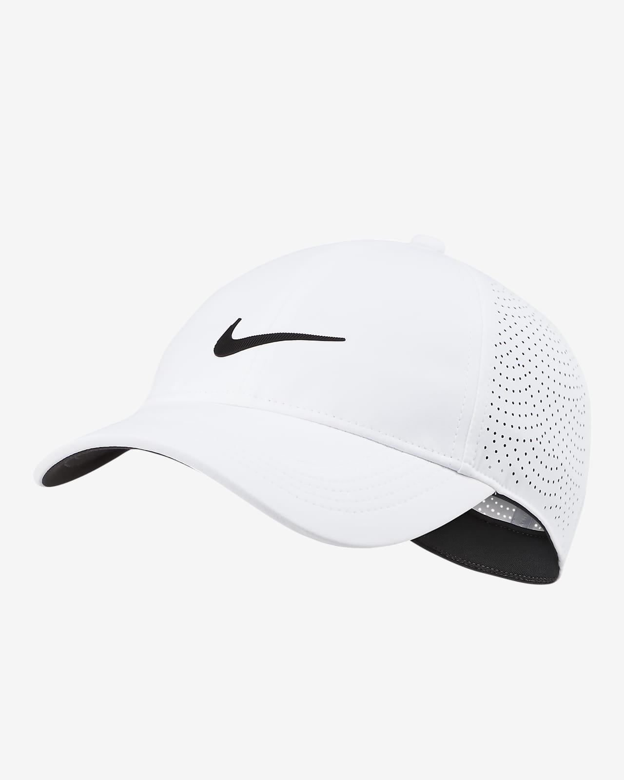 Женская бейсболка для гольфа Nike AeroBill Heritage86