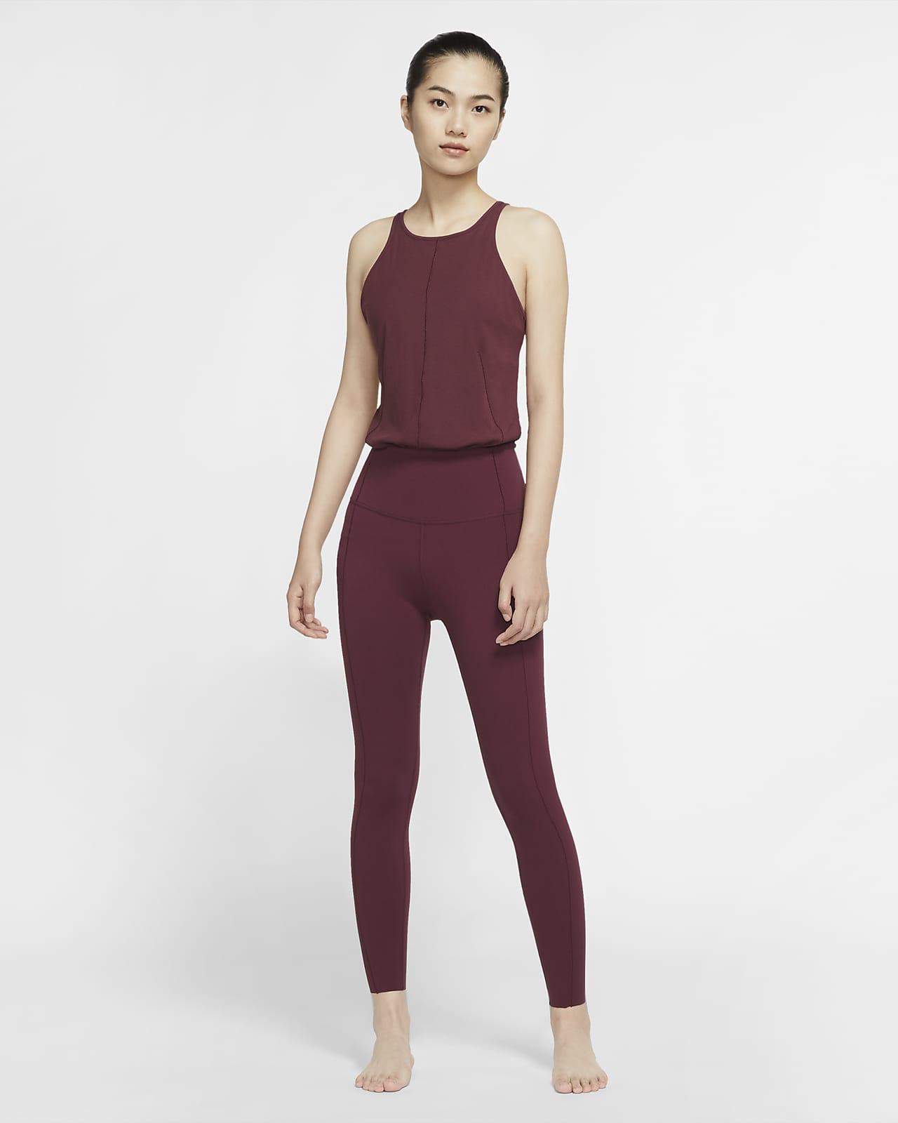 Nike Yoga Women's Infinalon Jumpsuit