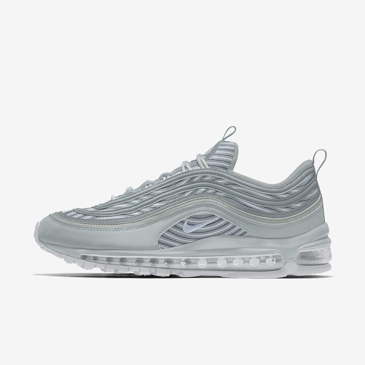 Nike Air Max 97 By You 专属定制运动鞋