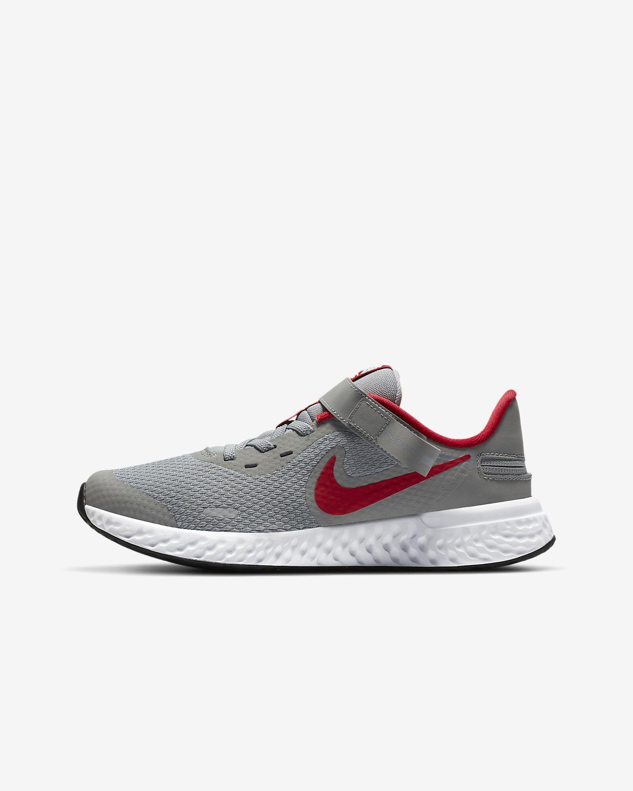 Calzado De Running Para Ninos Talla Grande Nike Revolution 5 Flyease Nike Cl