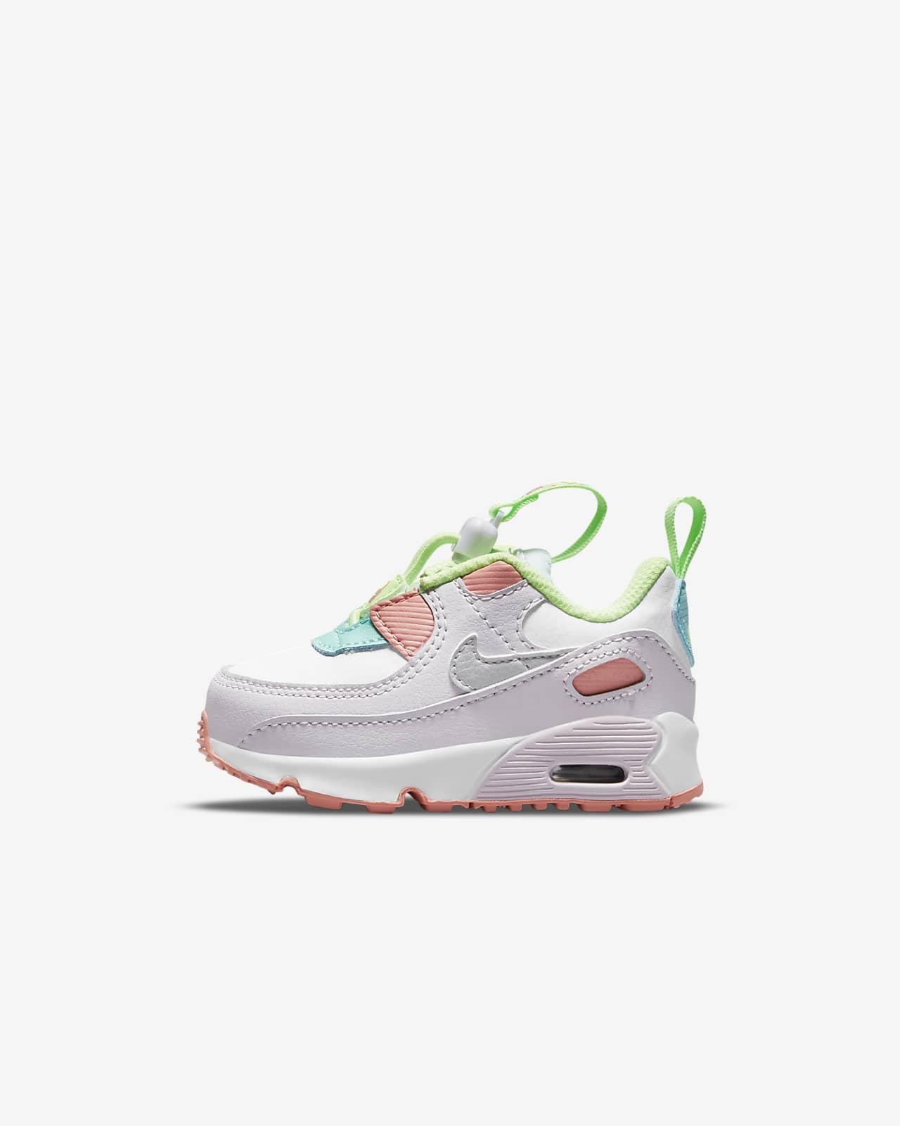 Nike Air Max 90 Toggle Baby & Toddler Shoe