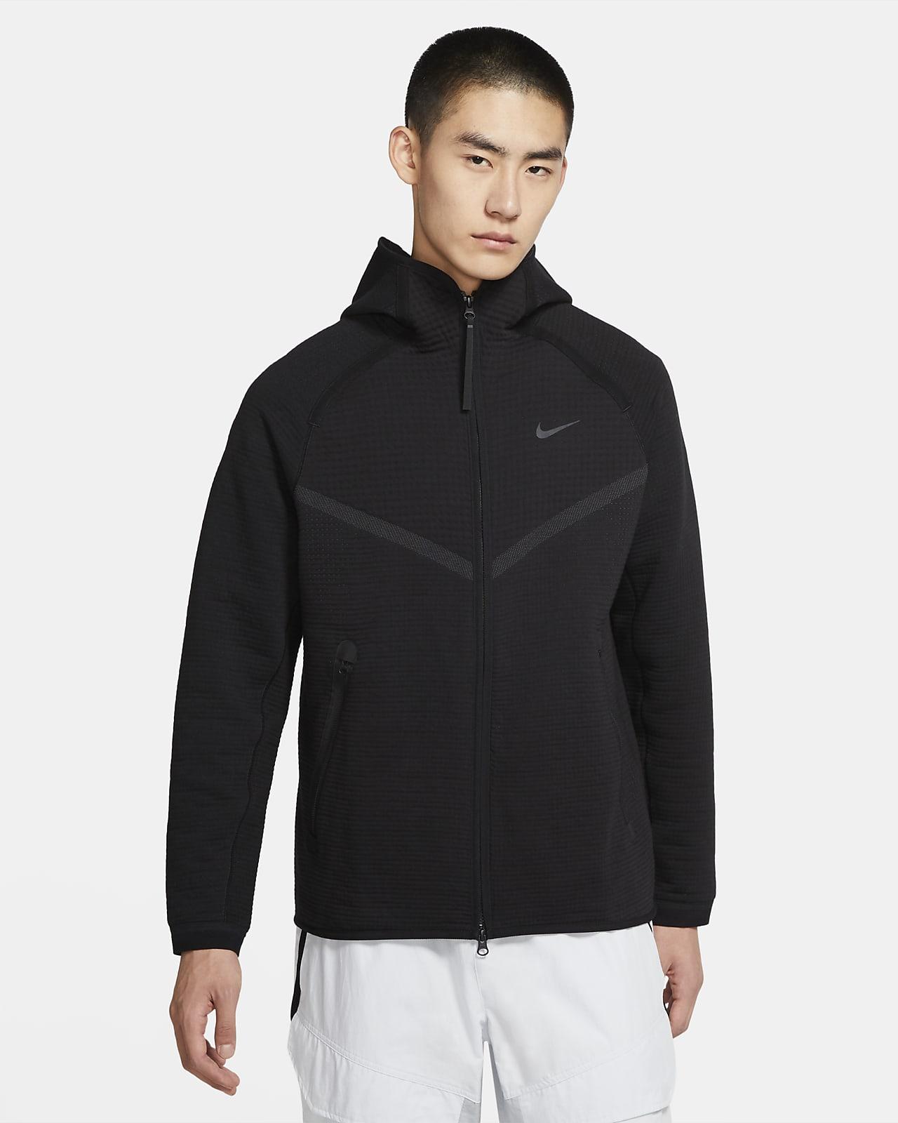 Nike Sportswear Tech Pack Windrunner 男子全长拉链开襟连帽衫