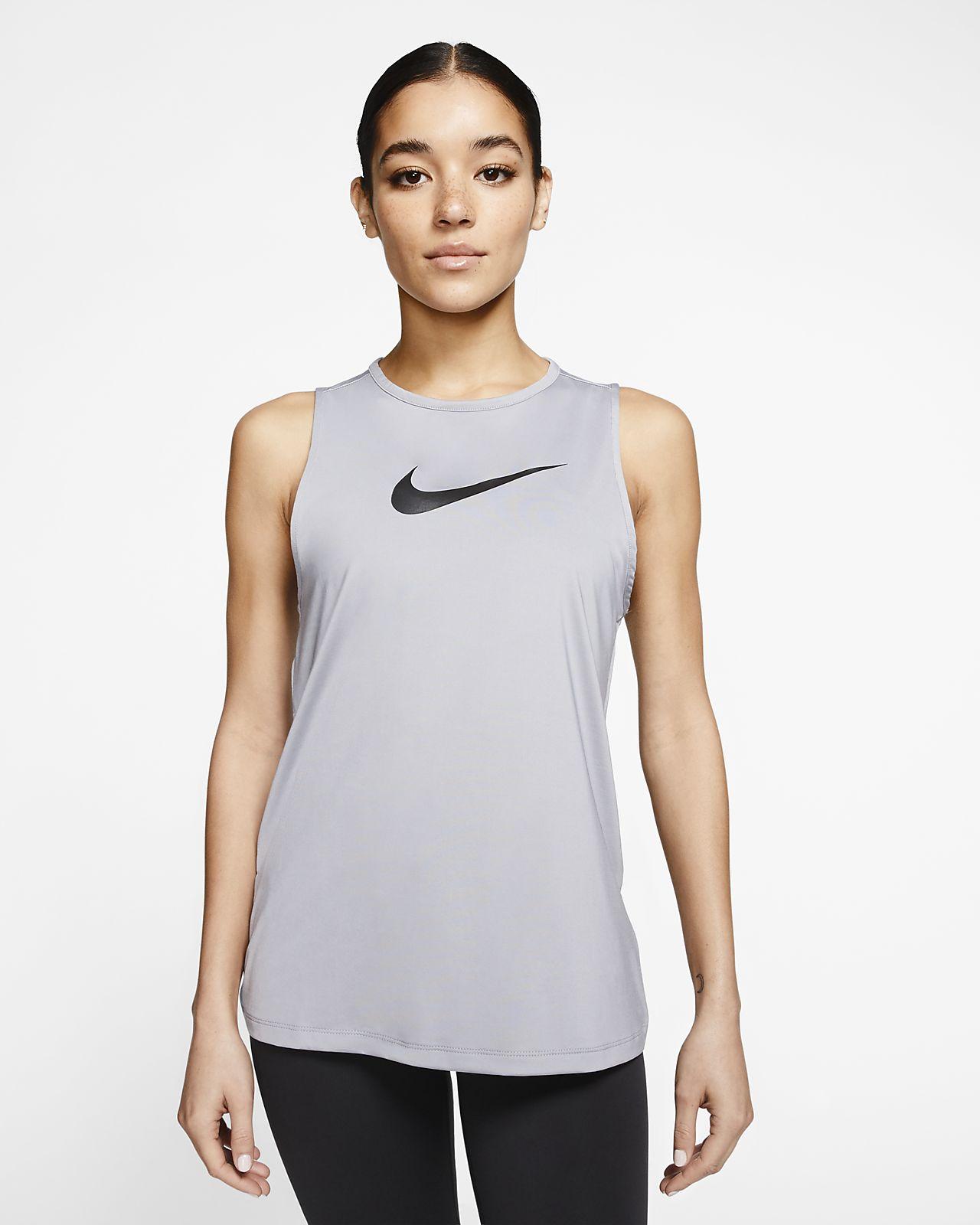 Nike Pro Women's Swoosh Tank