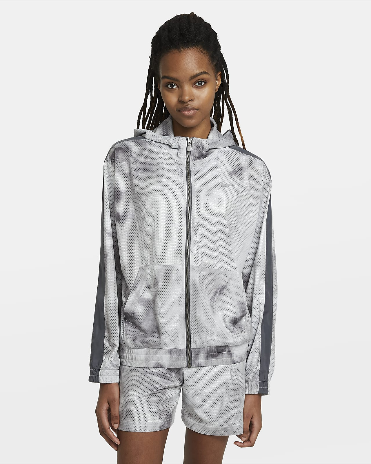 Nike Sportswear Icon Clash-jakke til kvinder