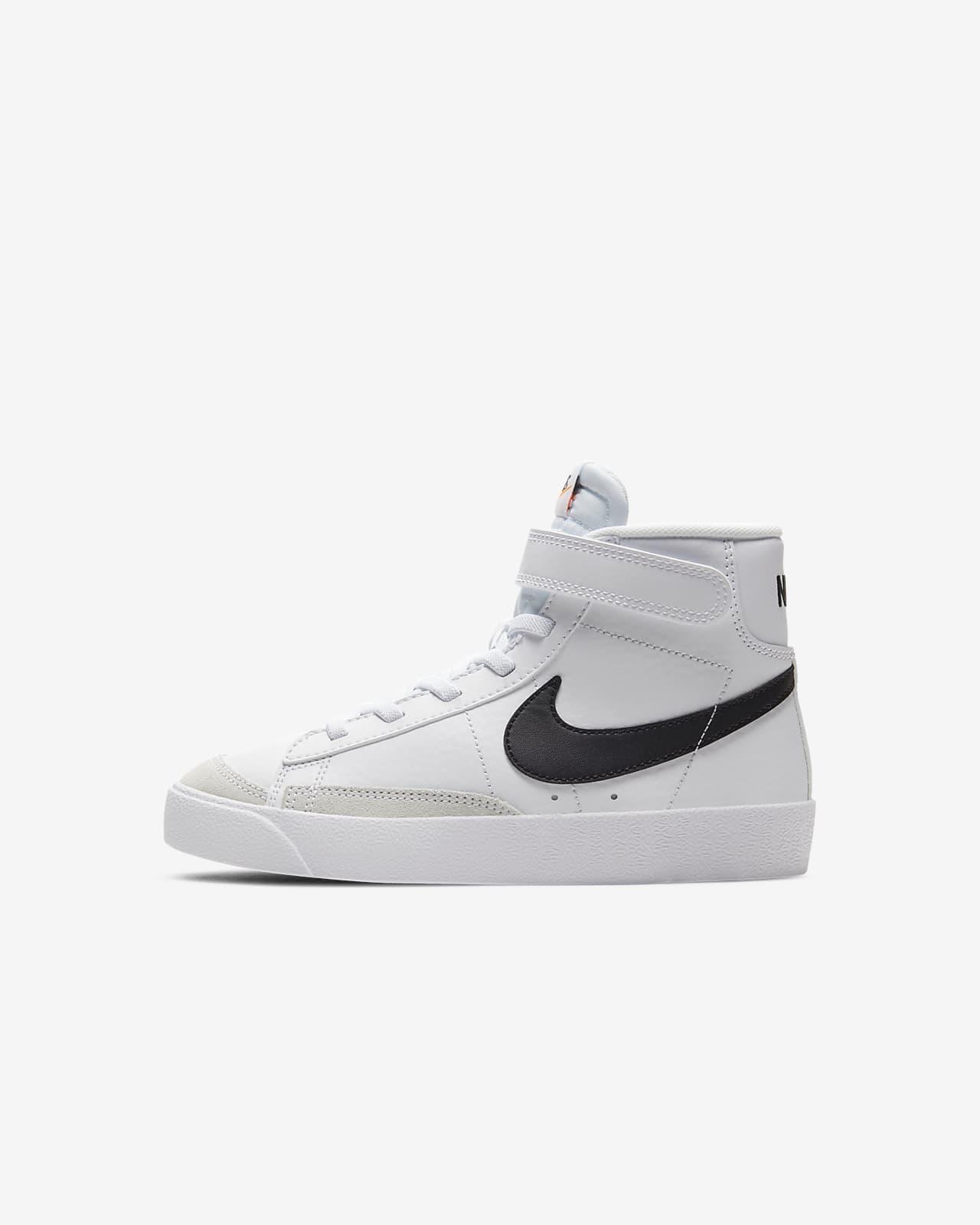 Calzado para niños talla pequeña Nike Blazer Mid '77