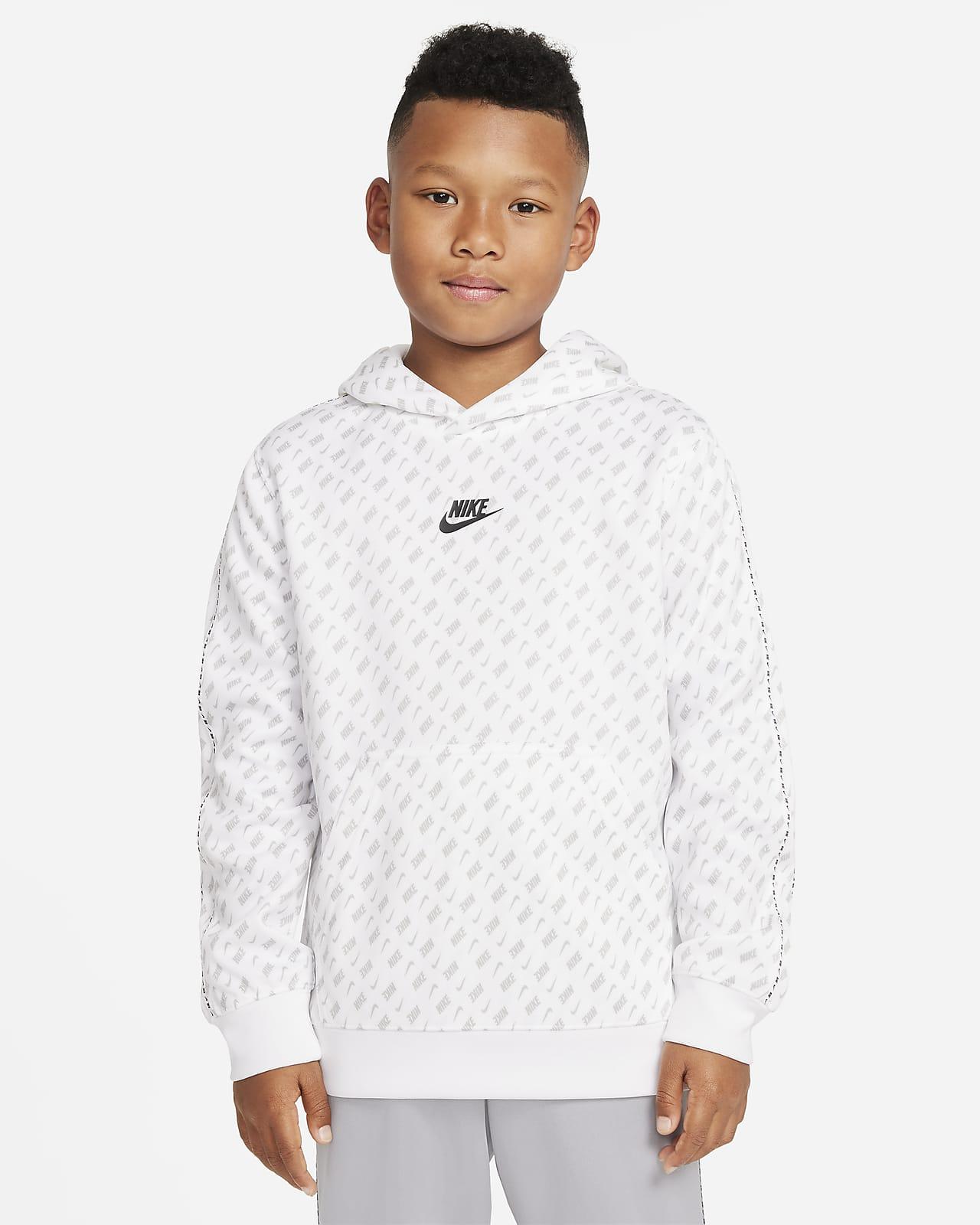 Nike Sportswear Genç Çocuk (Erkek) Kapüşonlu Üst