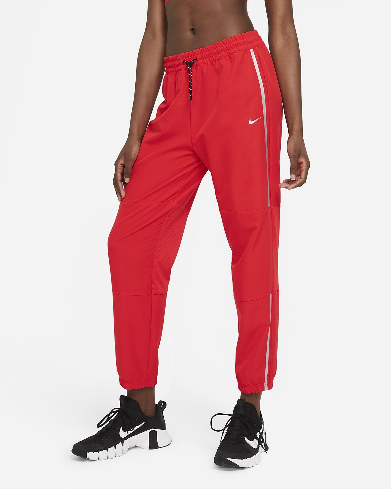 Vävda byxor Nike Pro för kvinnor