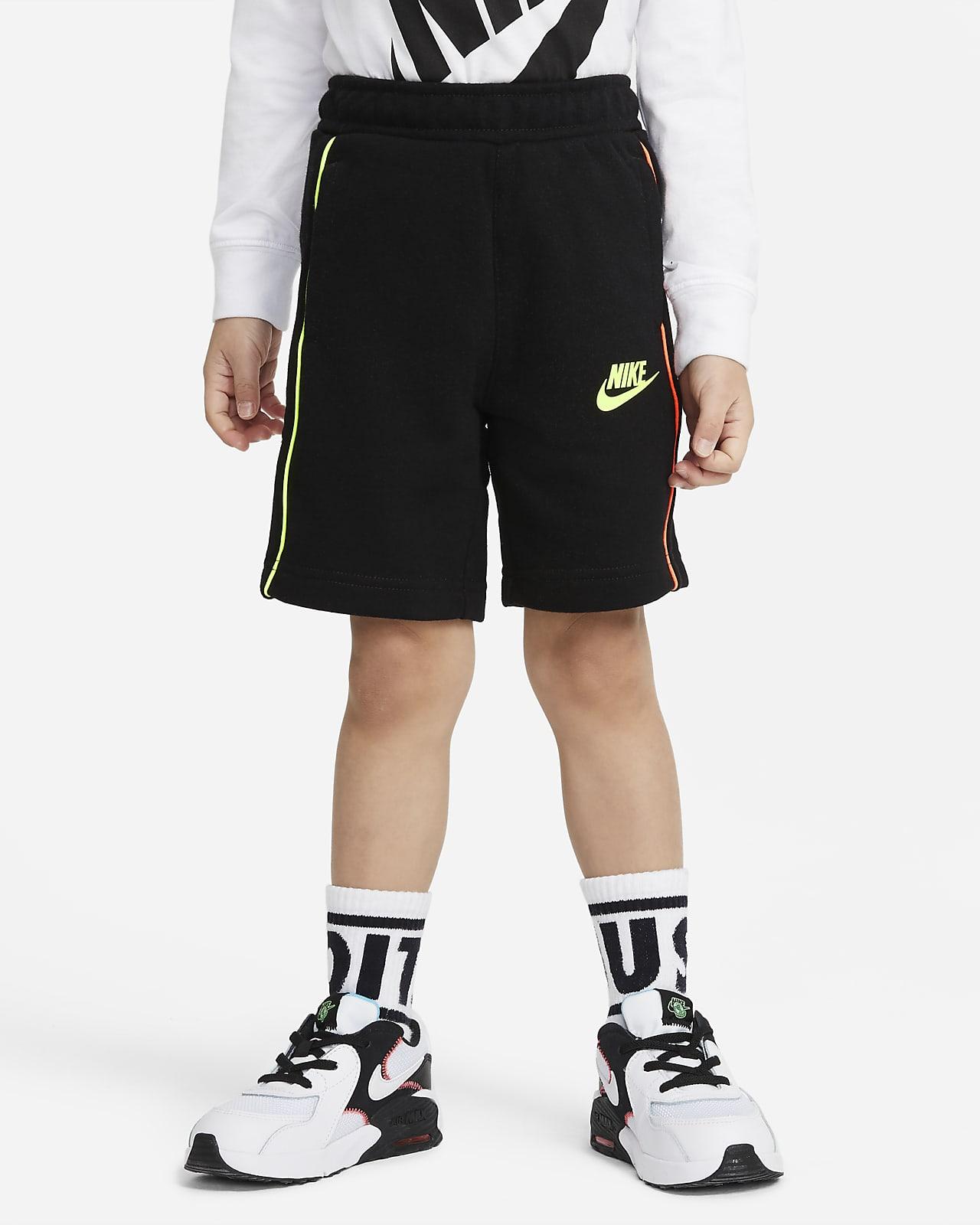 Shorts de French Terry para bebé Nike