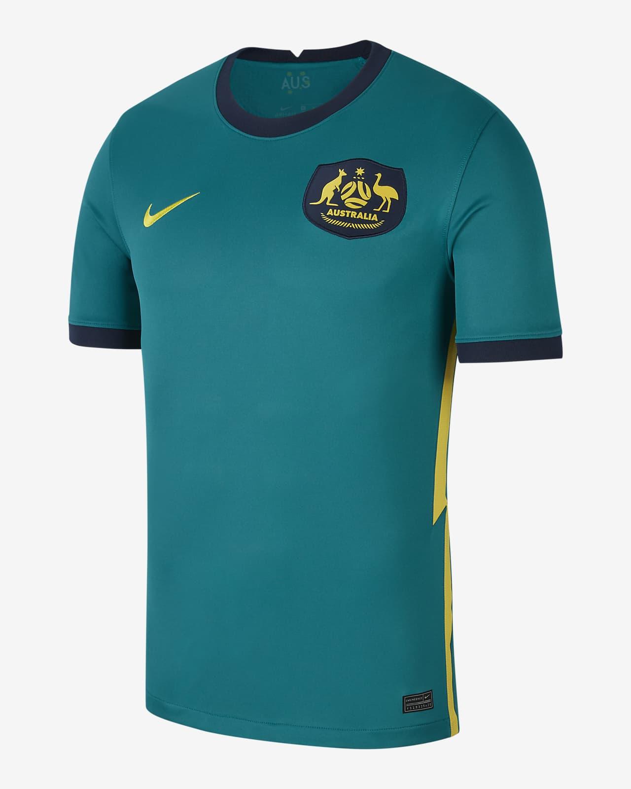 Maillot de football Australie 2020 Stadium Extérieur pour Homme