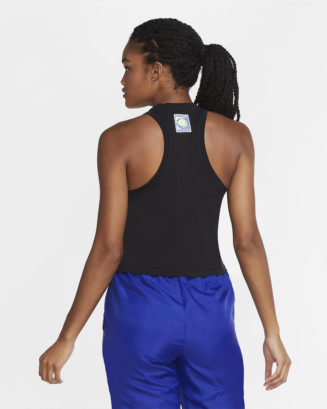 NikeCourt kort tennissinglet til dame. Nike NO