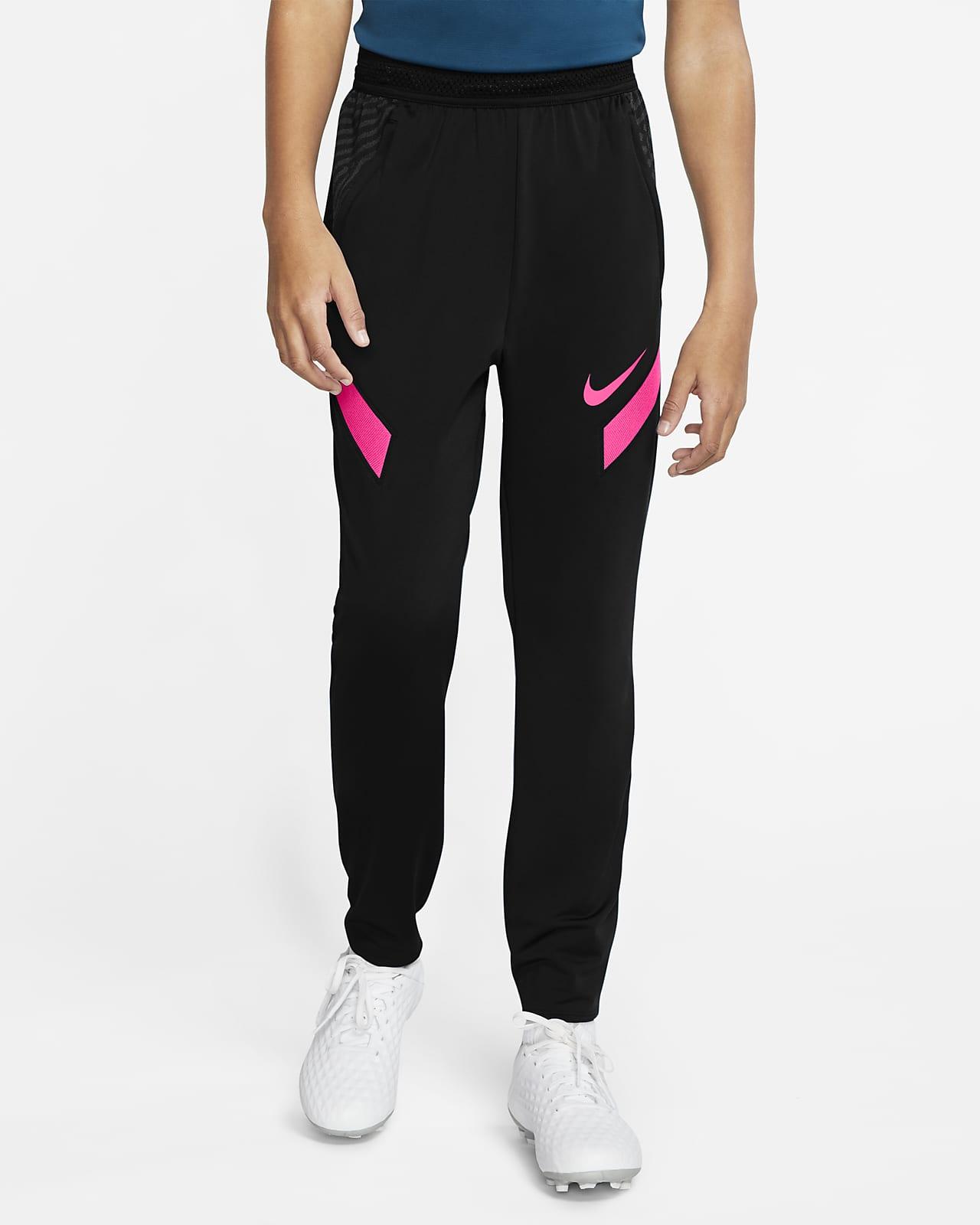 Pantalones de fútbol para niños talla grande Nike Dri-FIT Strike