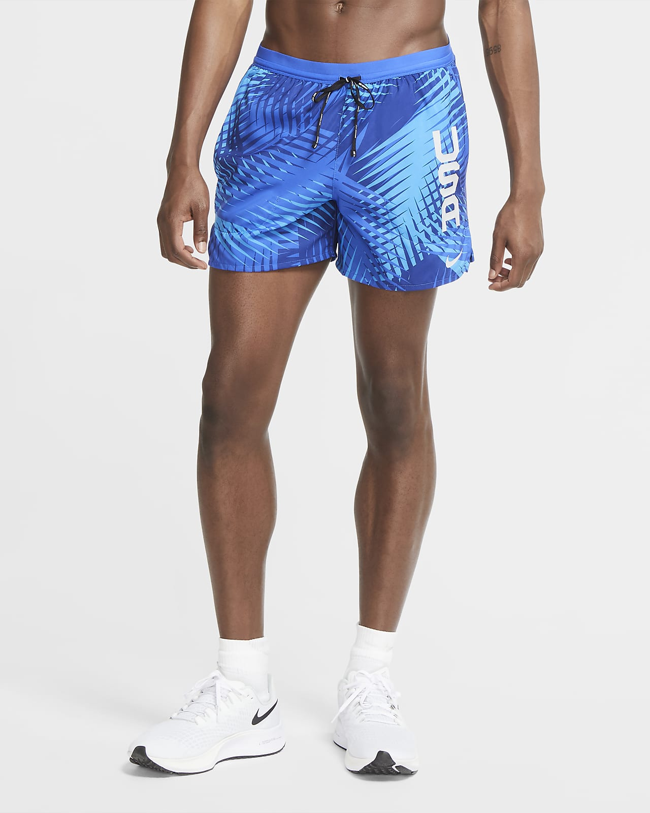 Short de running Nike Team USA Flex Stride pour Homme