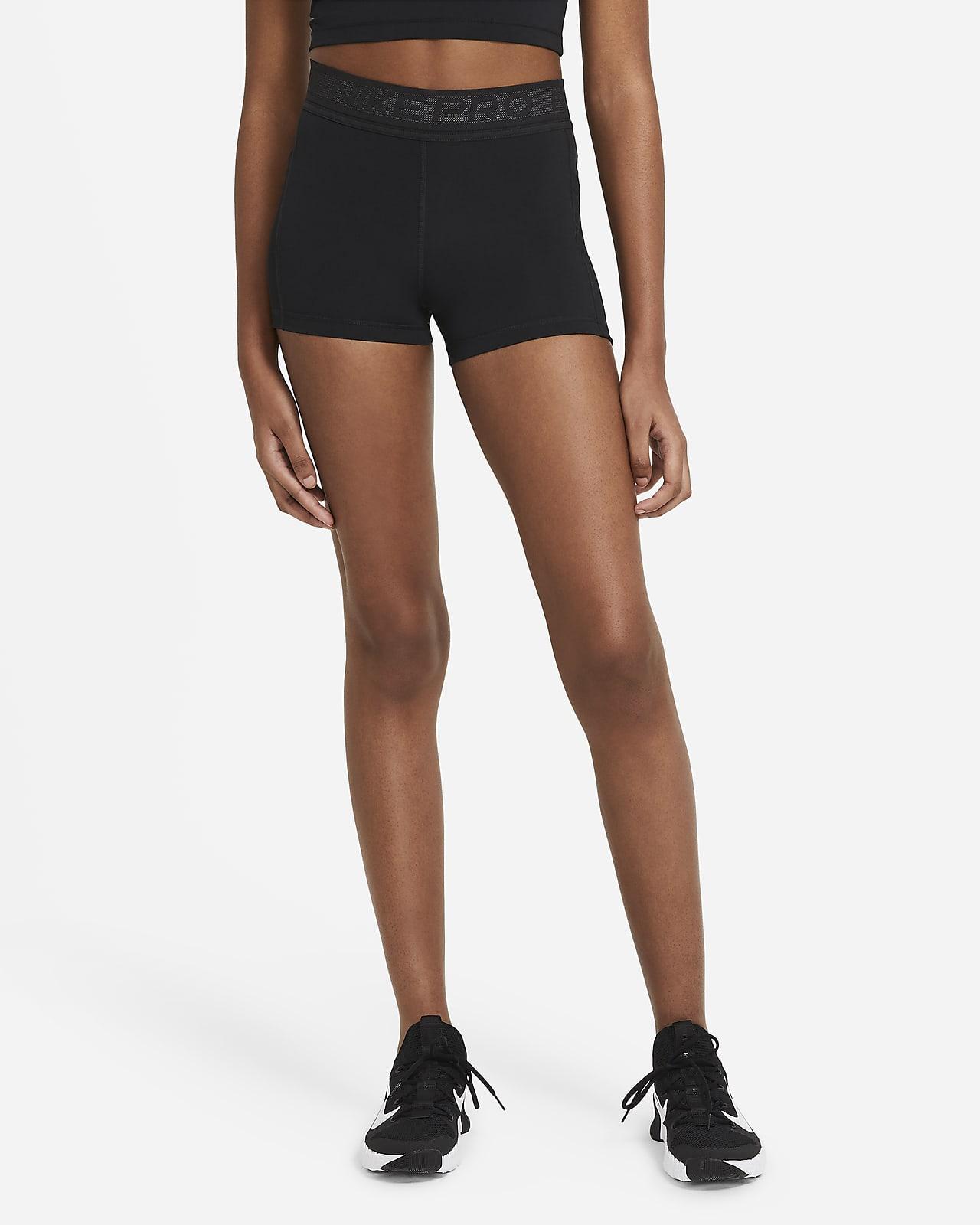 Spodenki damskie Nike Pro 8 cm