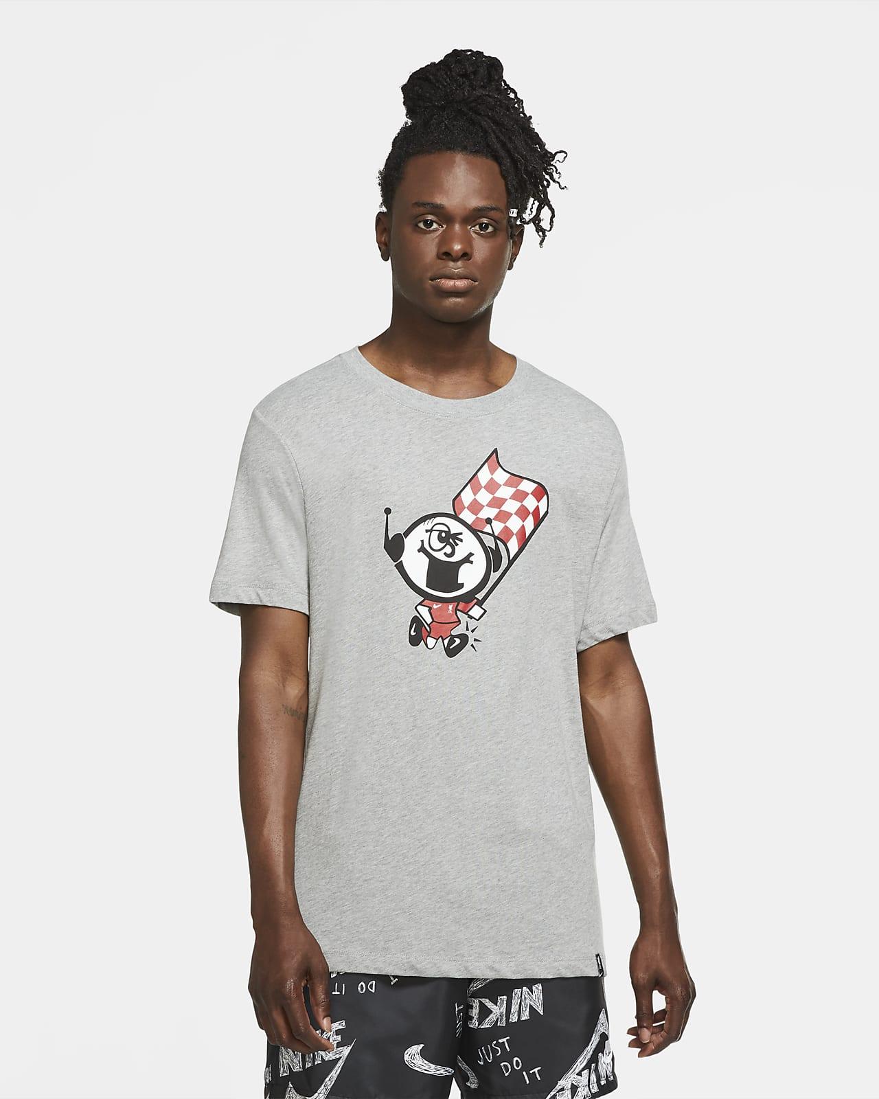 Liverpool FC Men's Football T-Shirt