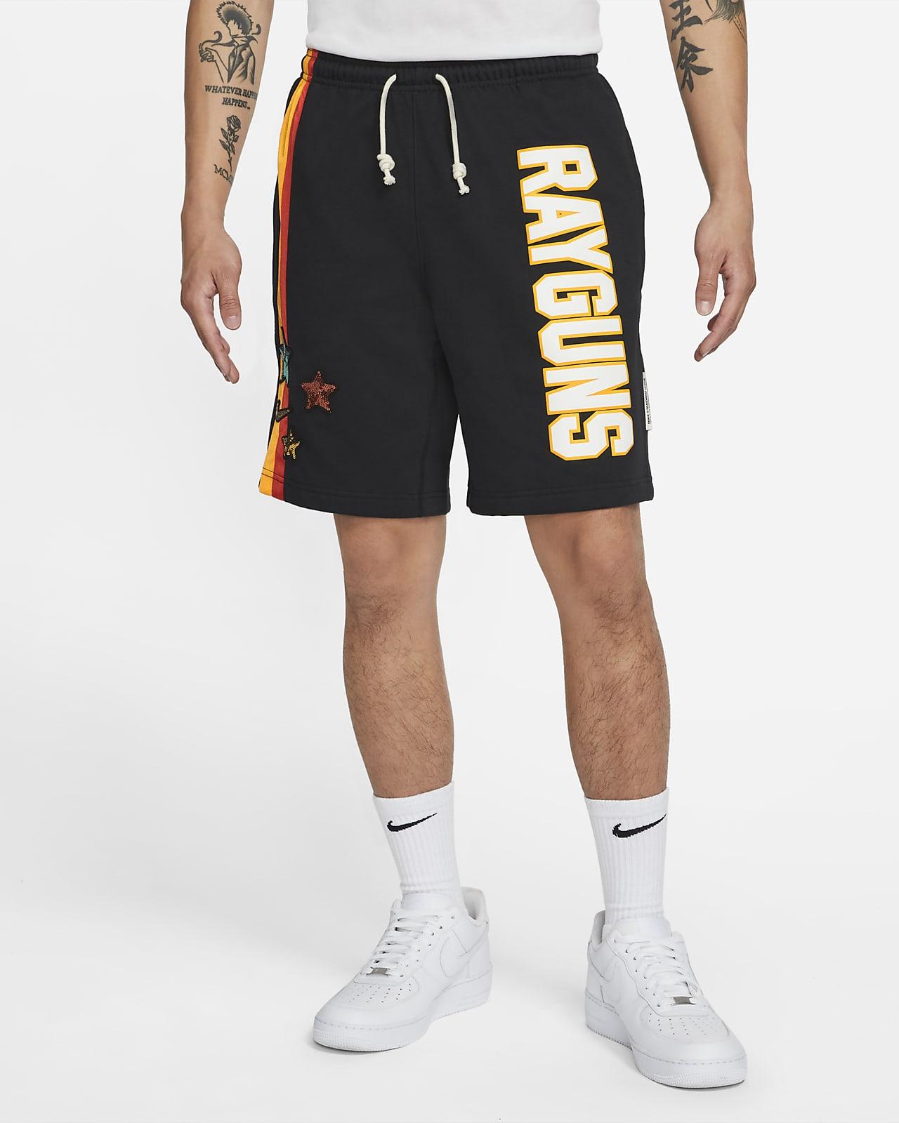 กางเกงบาสเก็ตบอลขาสั้นผู้ชายระดับพรีเมียม Nike Dri-FIT Rayguns