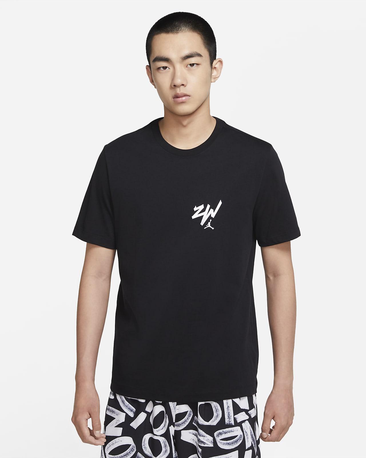 Zion 男子短袖T恤