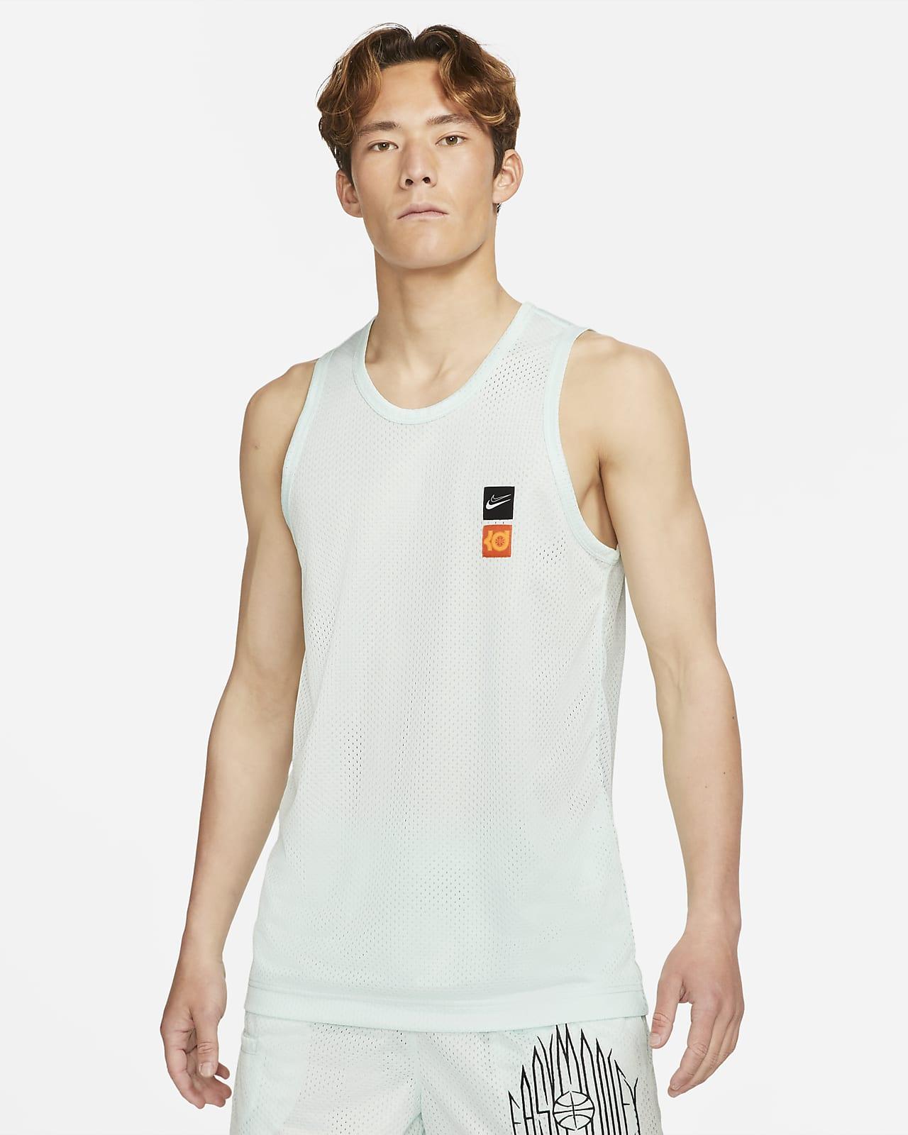 KD 男款籃球無袖上衣