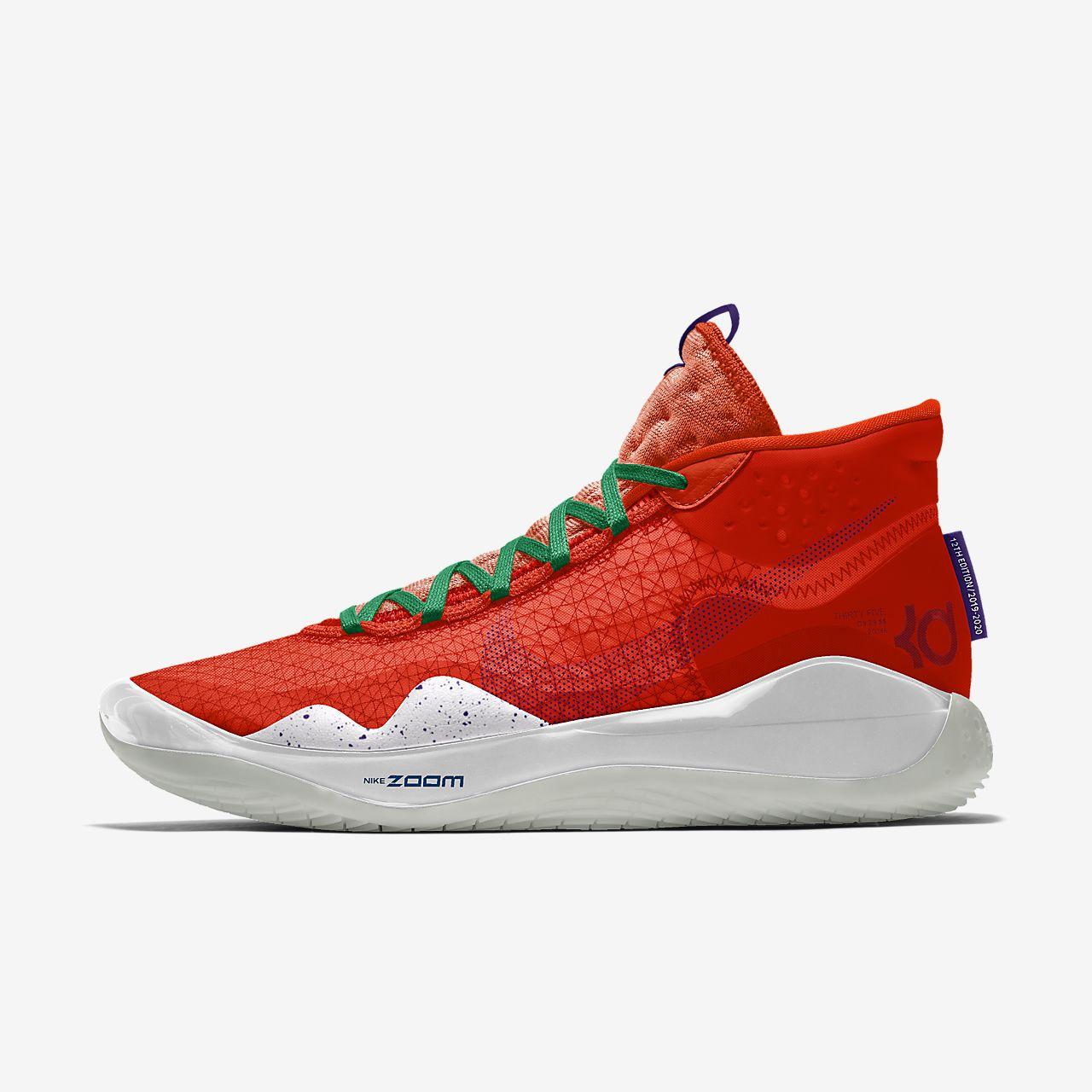 Nike Zoom KD12 By You Custom Basketball Shoe