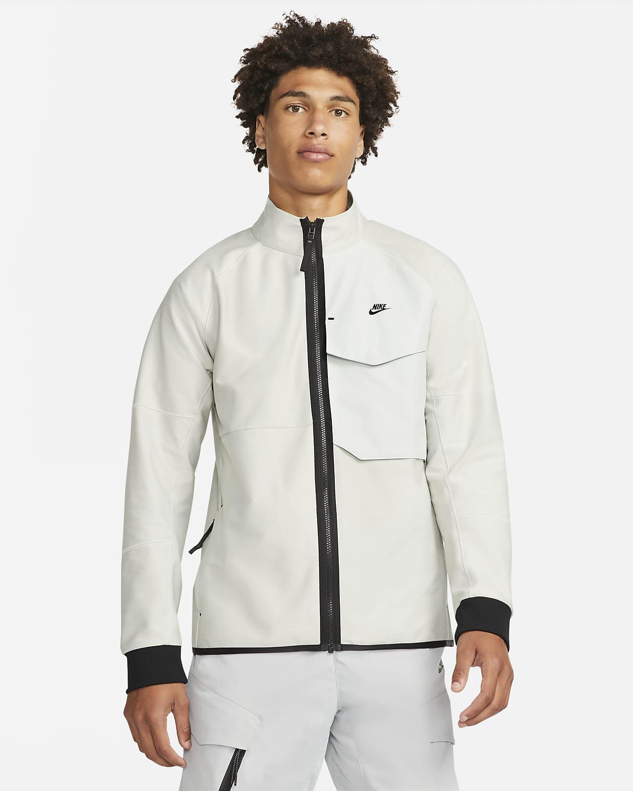 Męska bluza dresowa bez podszewki Nike Sportswear Dri-FIT Tech Pack