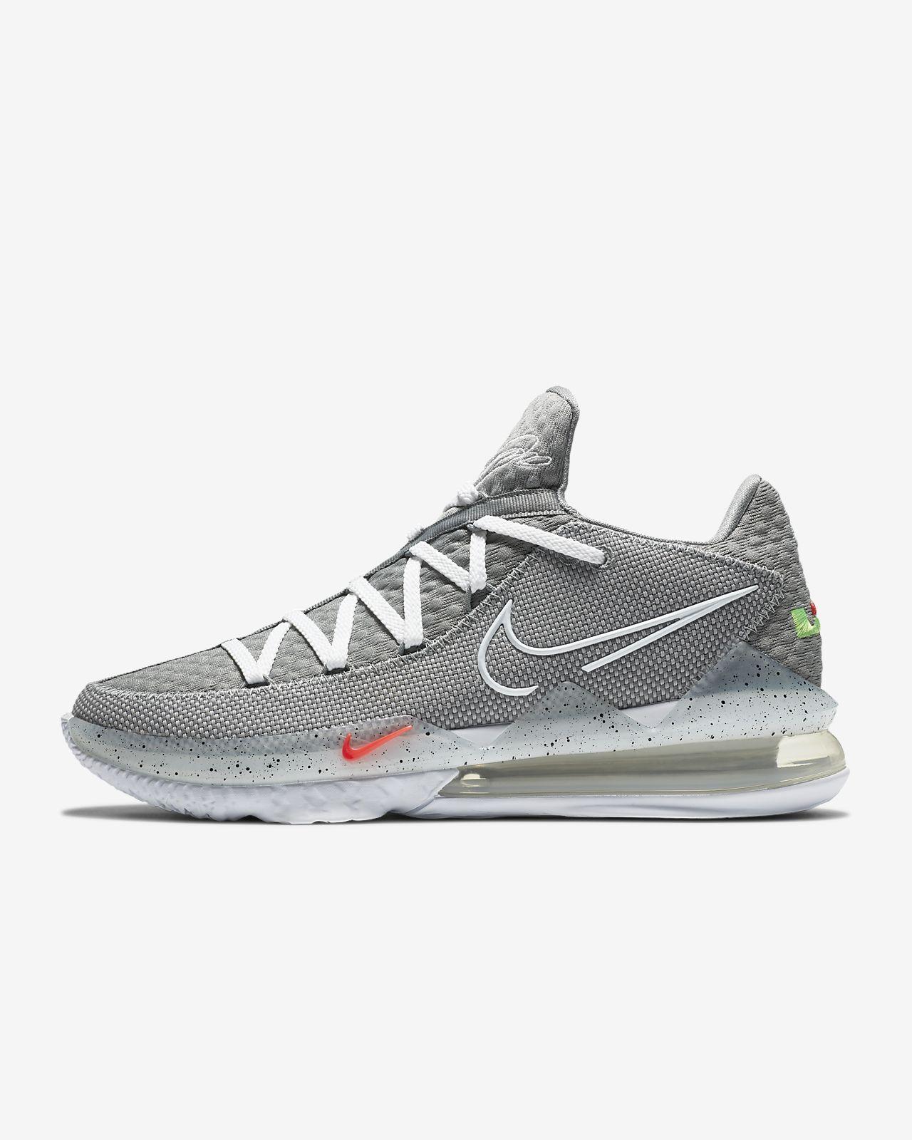 LeBron 17 Low Basketball Shoe. Nike PH