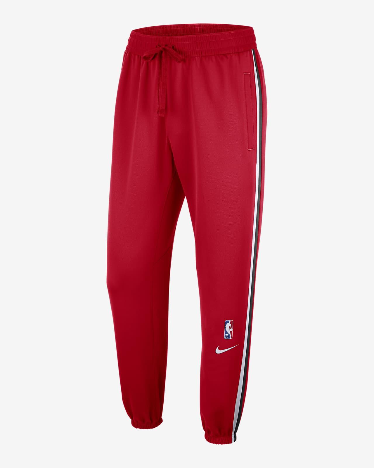 Chicago Bulls Showtime Men's Nike Dri-FIT NBA Trousers