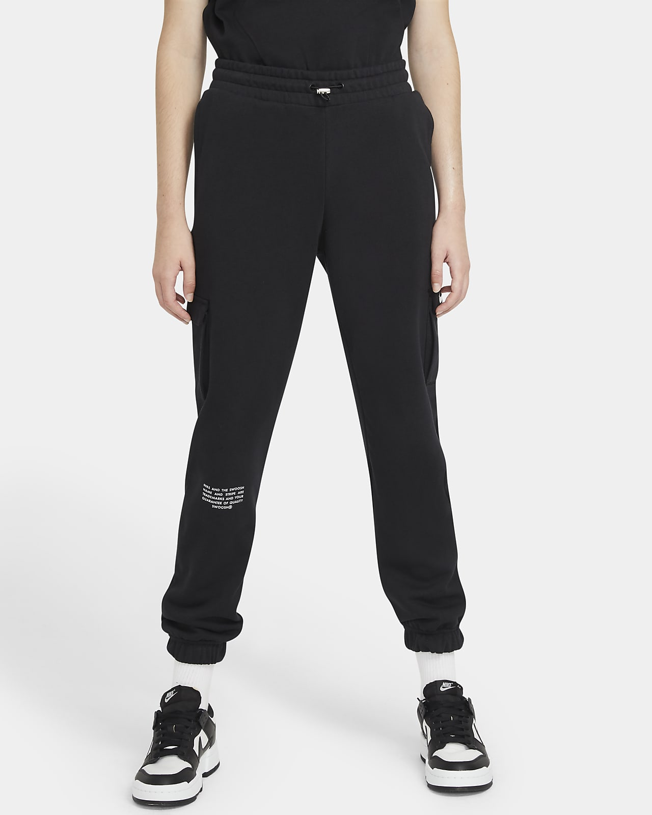 Nike Sportswear Swoosh Women's French Terry Trousers