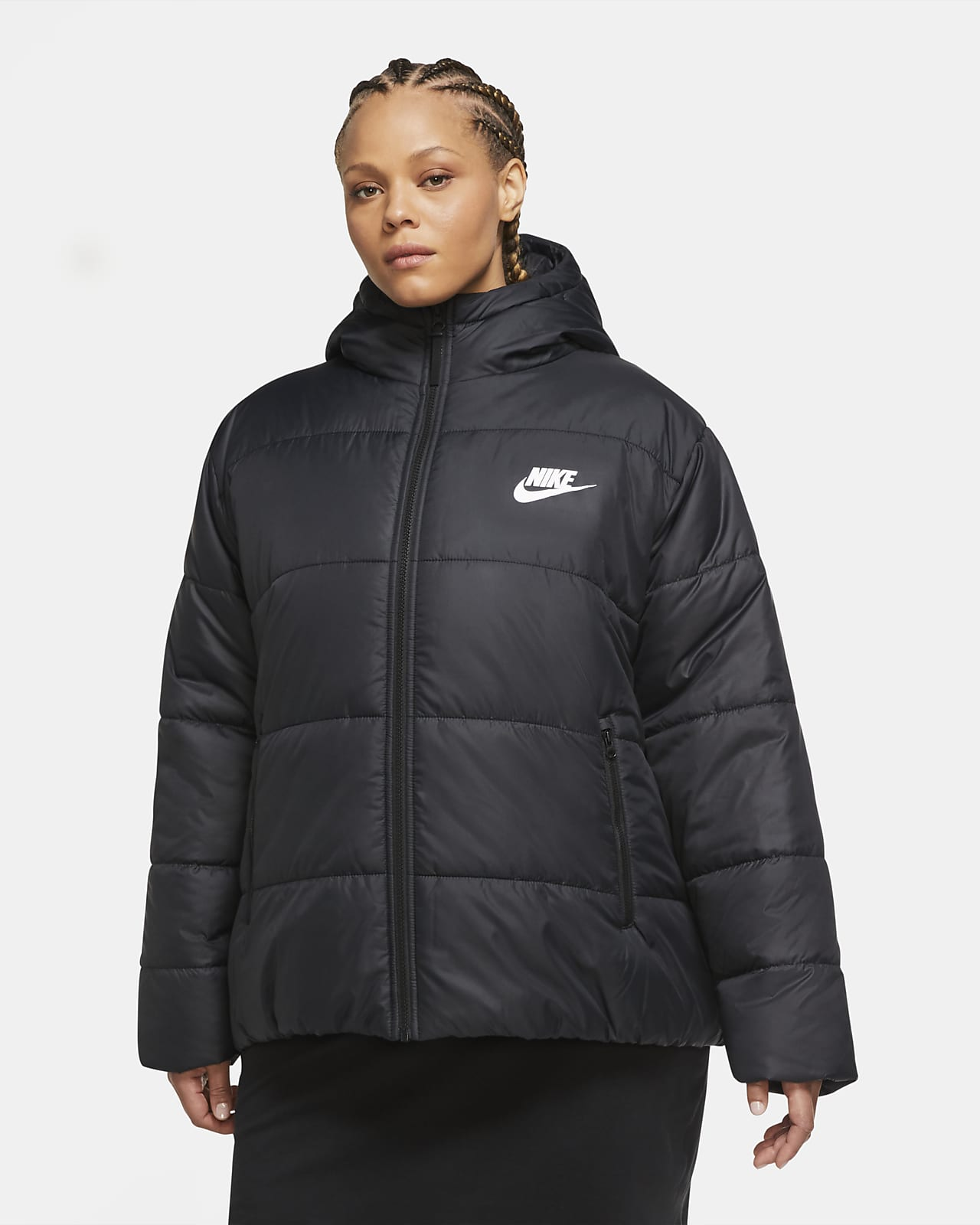 Nike Sportswear Synthetic-Fill Jaqueta (talles grans) - Dona