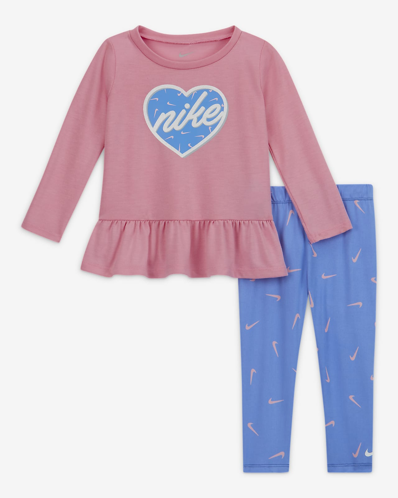 Nike Baby (12-24M) Top and Leggings Set