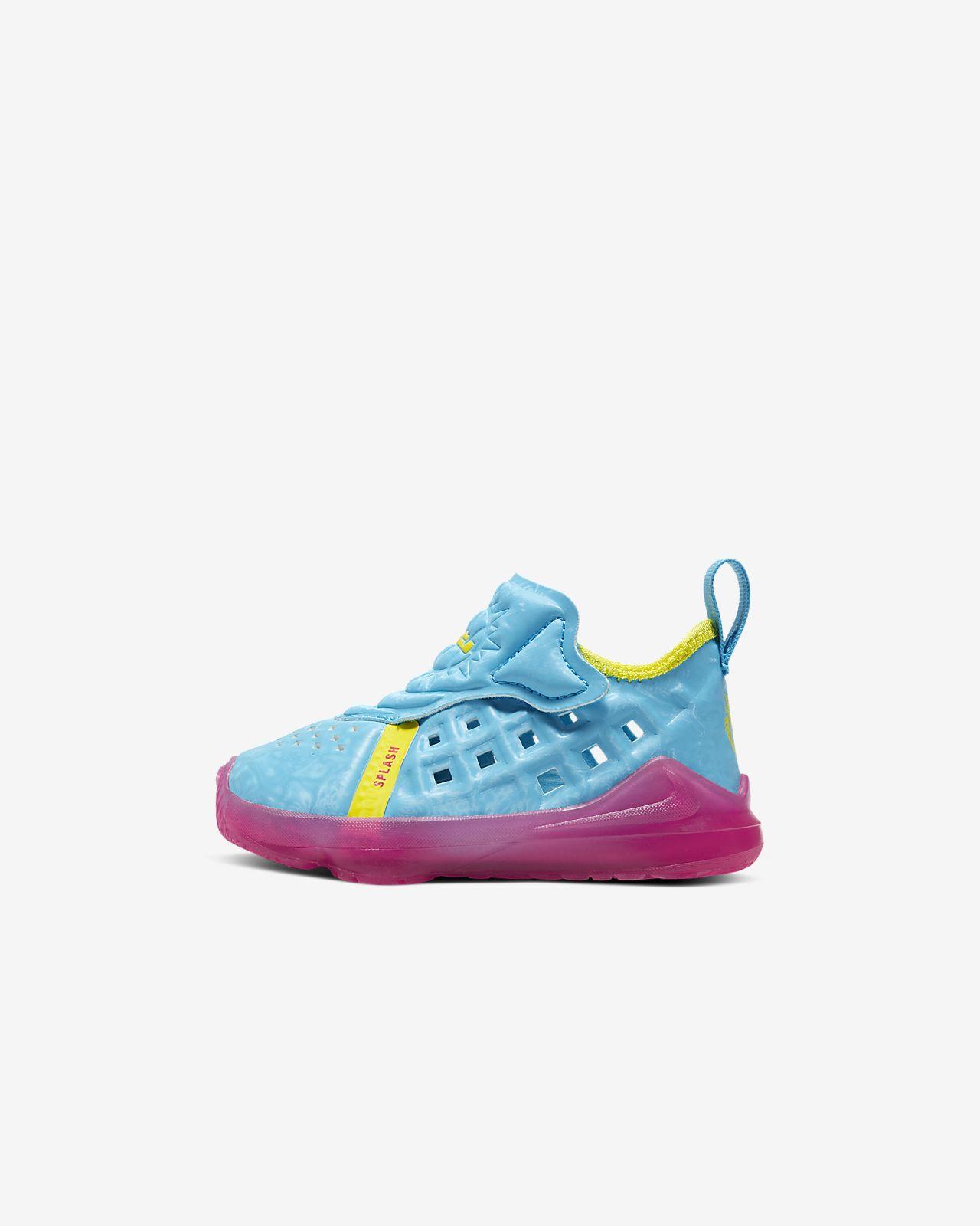 LeBron XVII Dunked (TD) 婴童运动童鞋