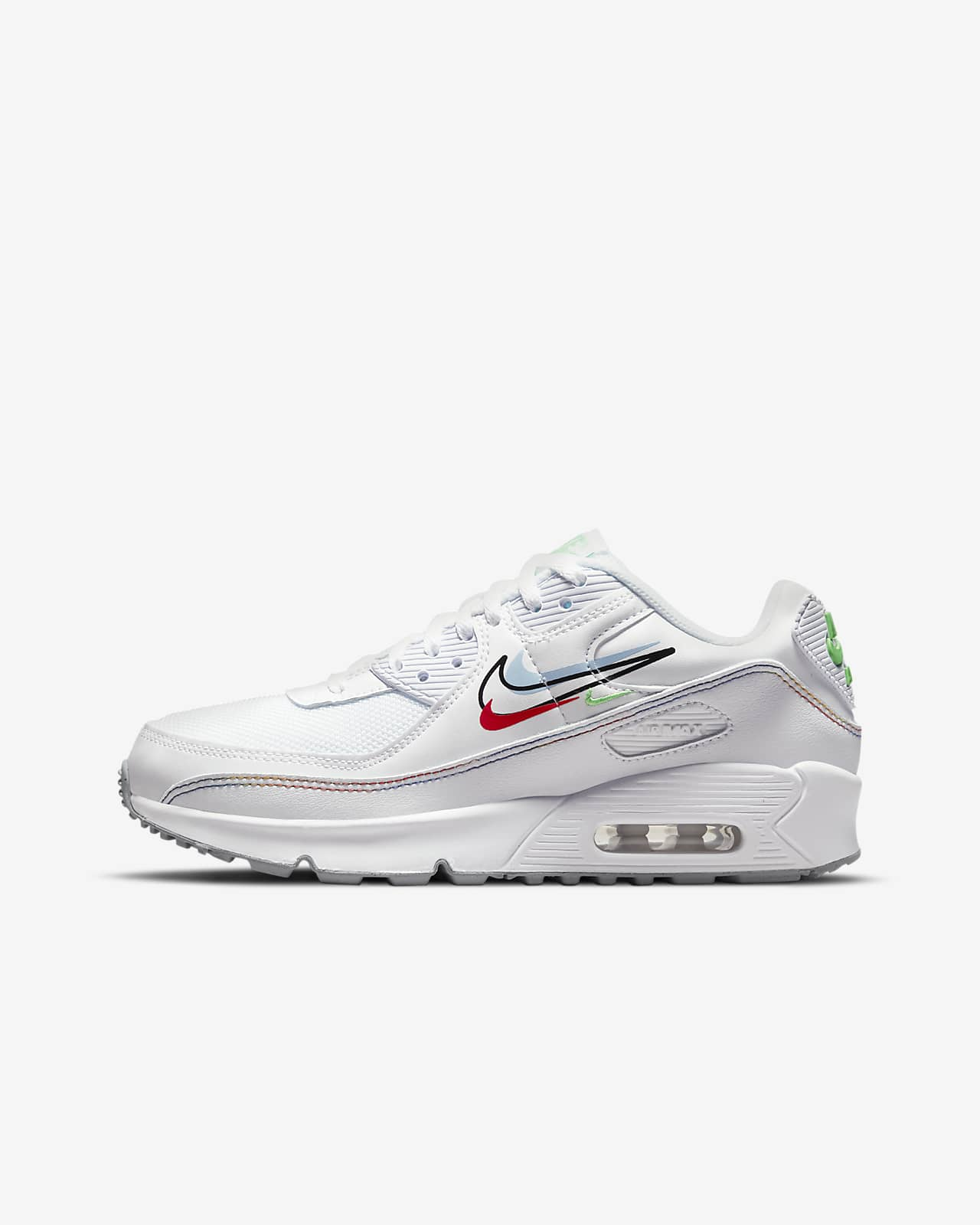 Nike Air Max 90 Schuhe für ältere Kinder