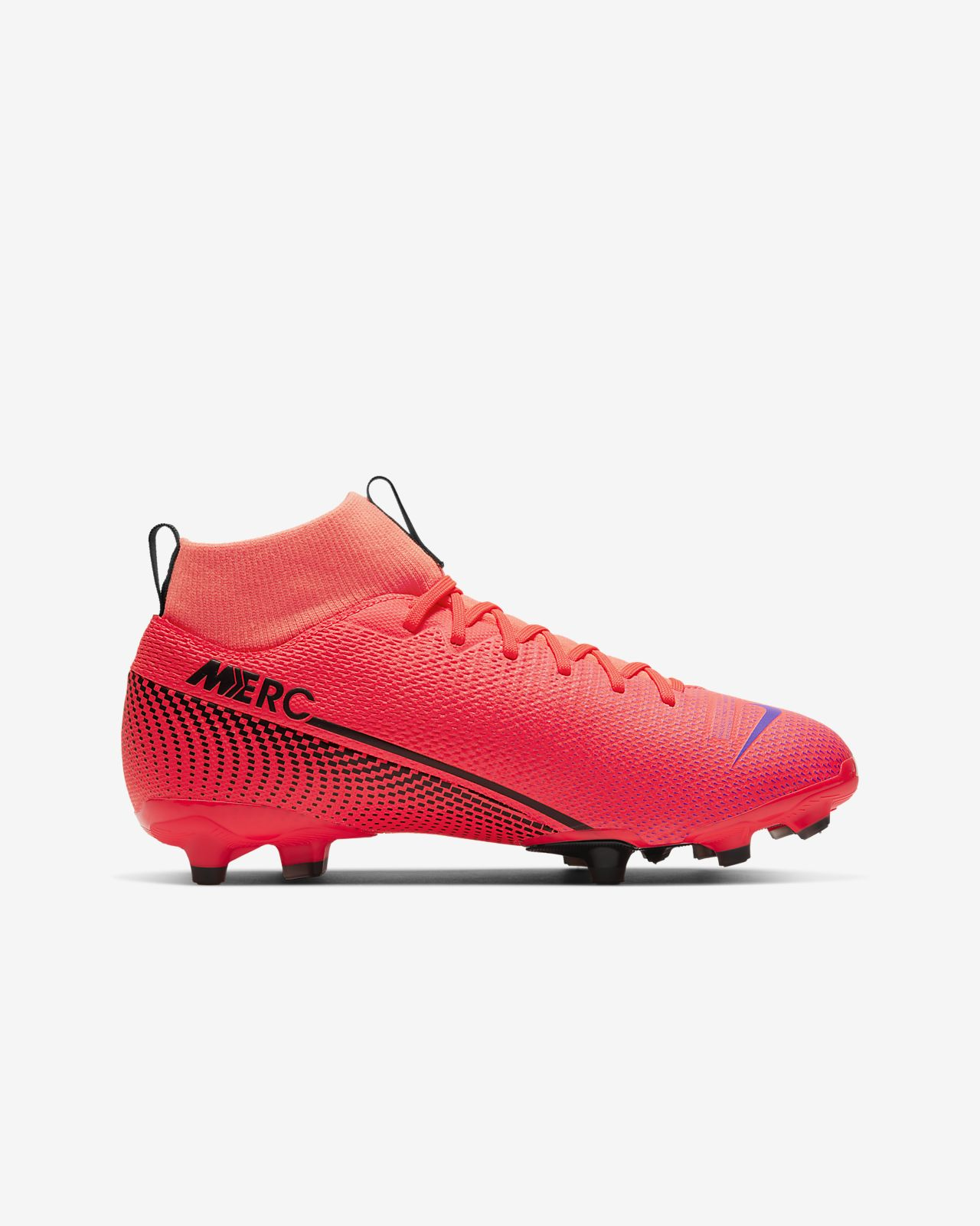 Nike Mercurial Superfly 7 Academy FGMG Junior AT8120 606