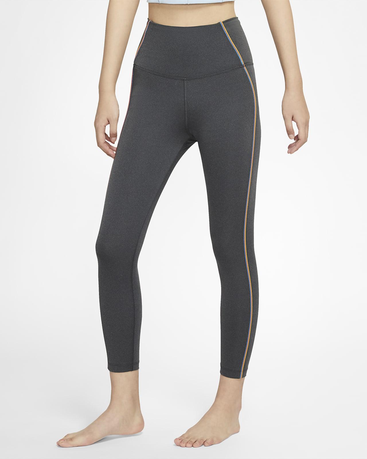 เลกกิ้งผู้หญิง 7/8 ส่วน Nike Yoga
