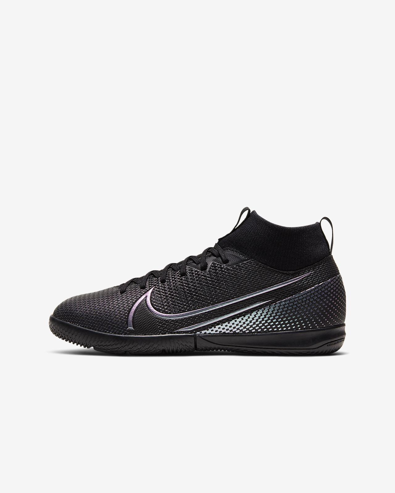 Παιδικό ποδοσφαιρικό παπούτσι για κλειστά γήπεδα Nike Jr. Mercurial Superfly 7 Academy IC