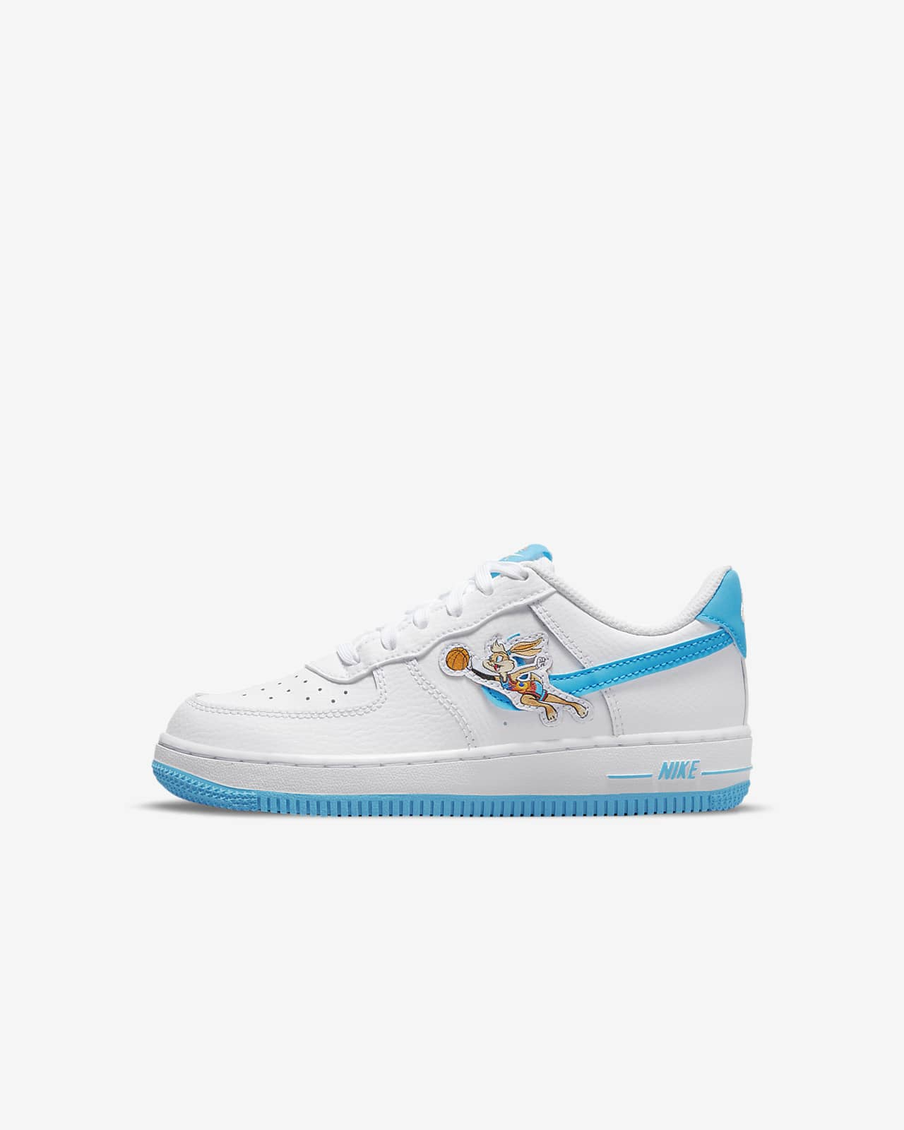 Nike Force 1 '06 x Space Jam: A New Legacy Little Kids' Shoes
