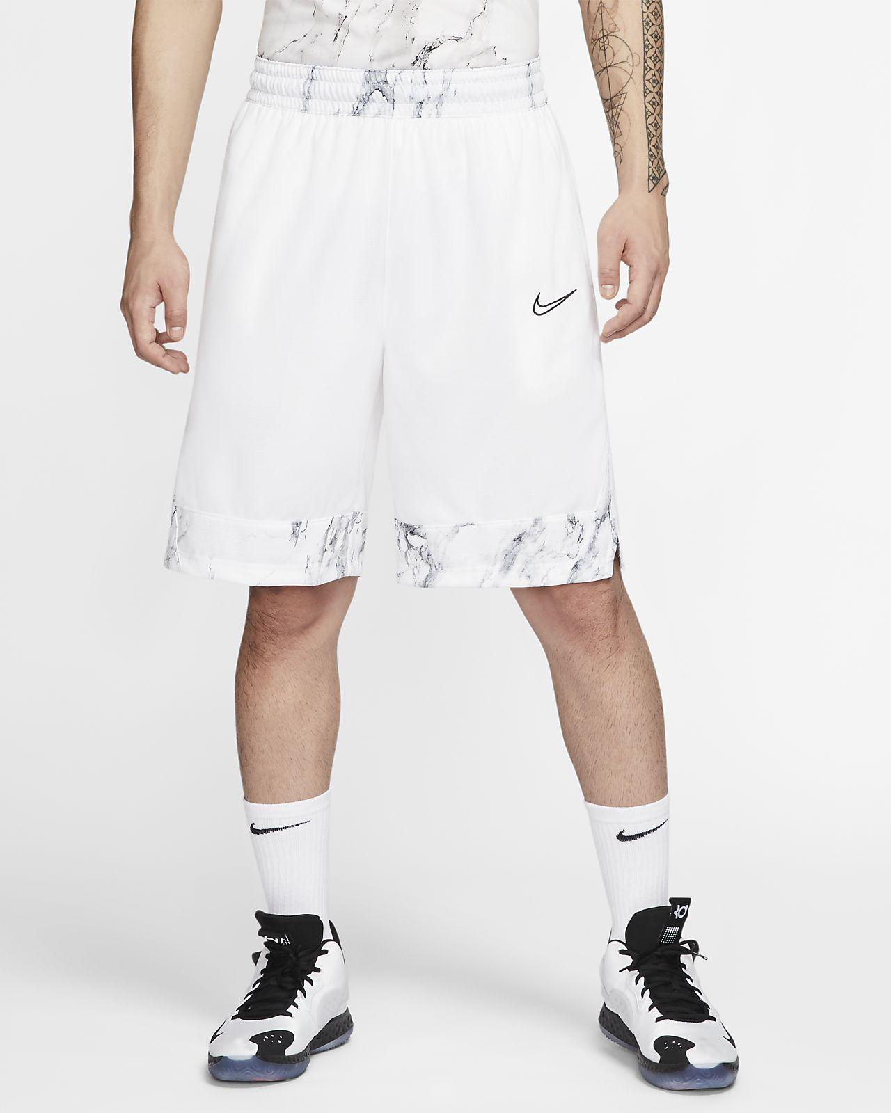 กางเกงบาสเก็ตบอลขาสั้นผู้ชาย Nike Dri-FIT Icon
