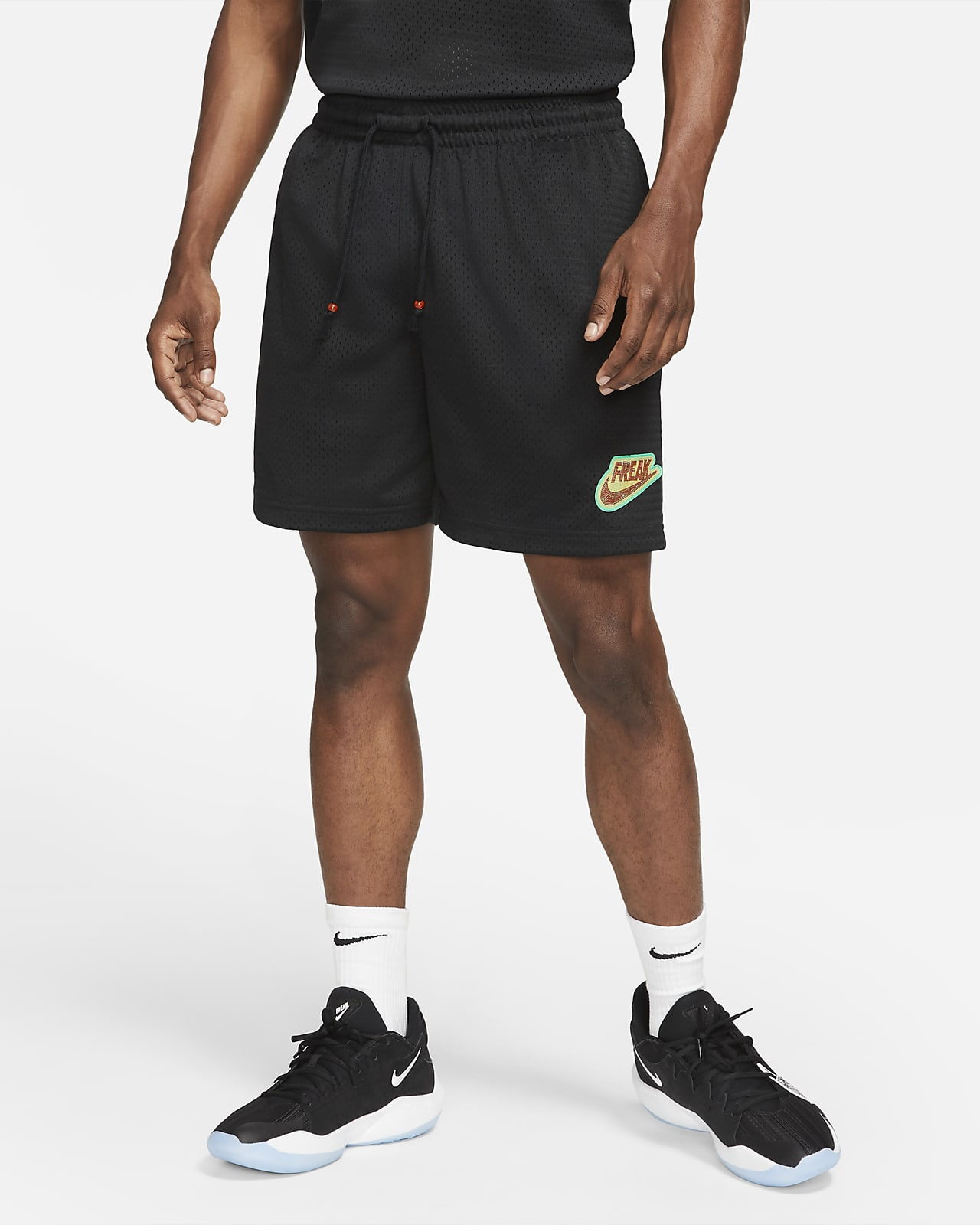 """Giannis """"Freak"""" Pantalón corto de baloncesto de malla - Hombre"""