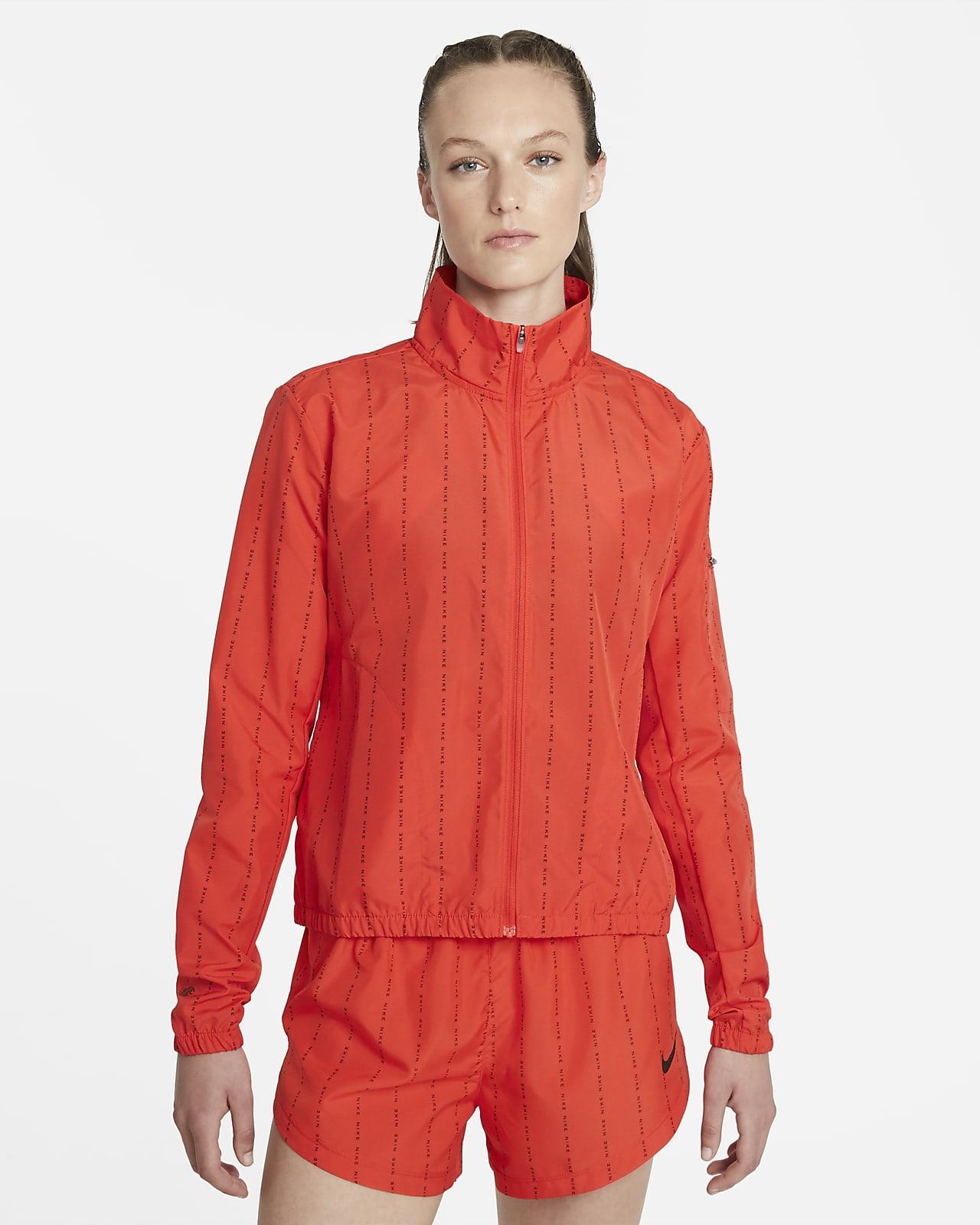 Женская беговая куртка Nike Dri-FIT Icon Clash