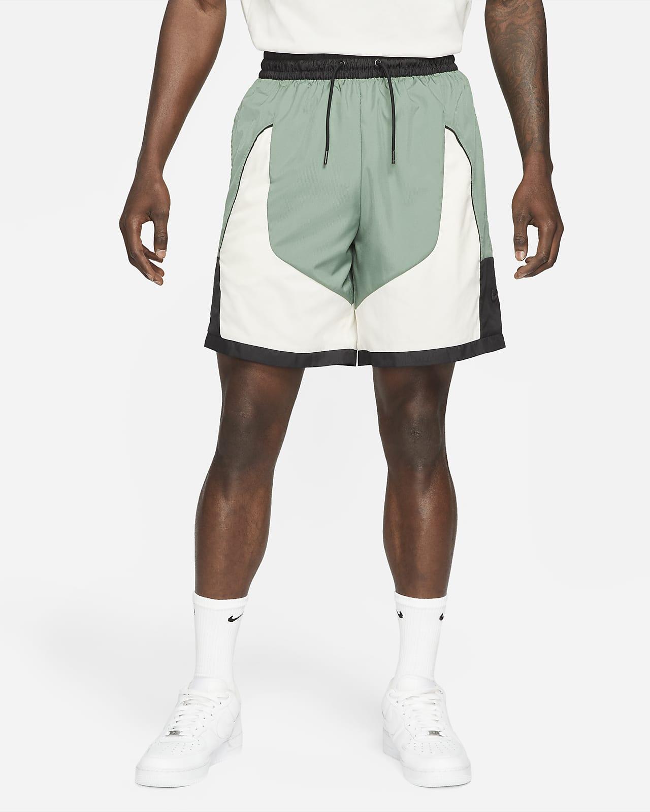 Calções de basquetebol Nike Throwback para homem