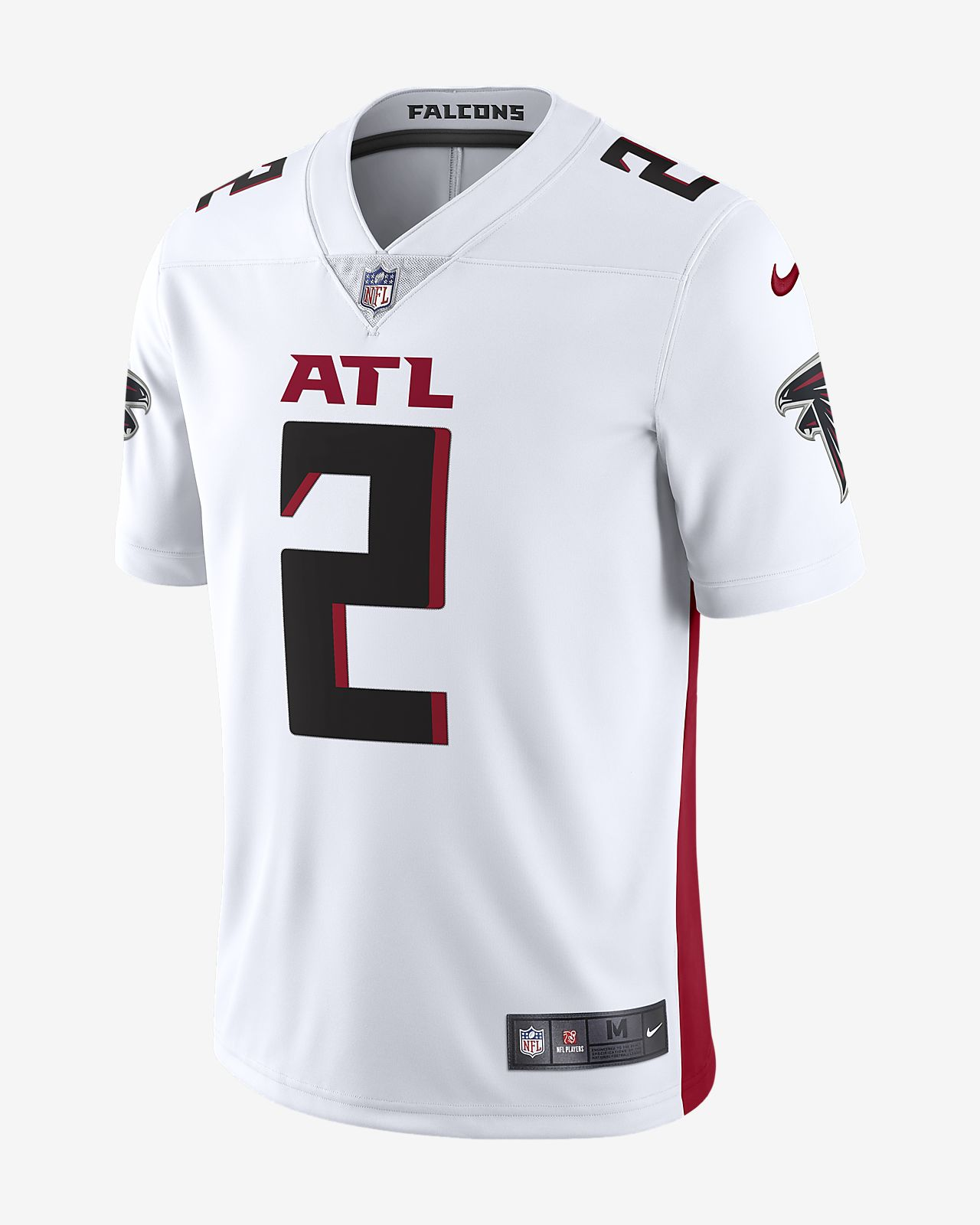 Camiseta de fútbol americano Limited Vapor Untouchable para hombre NFL  Atlanta Falcons (Matt Ryan)
