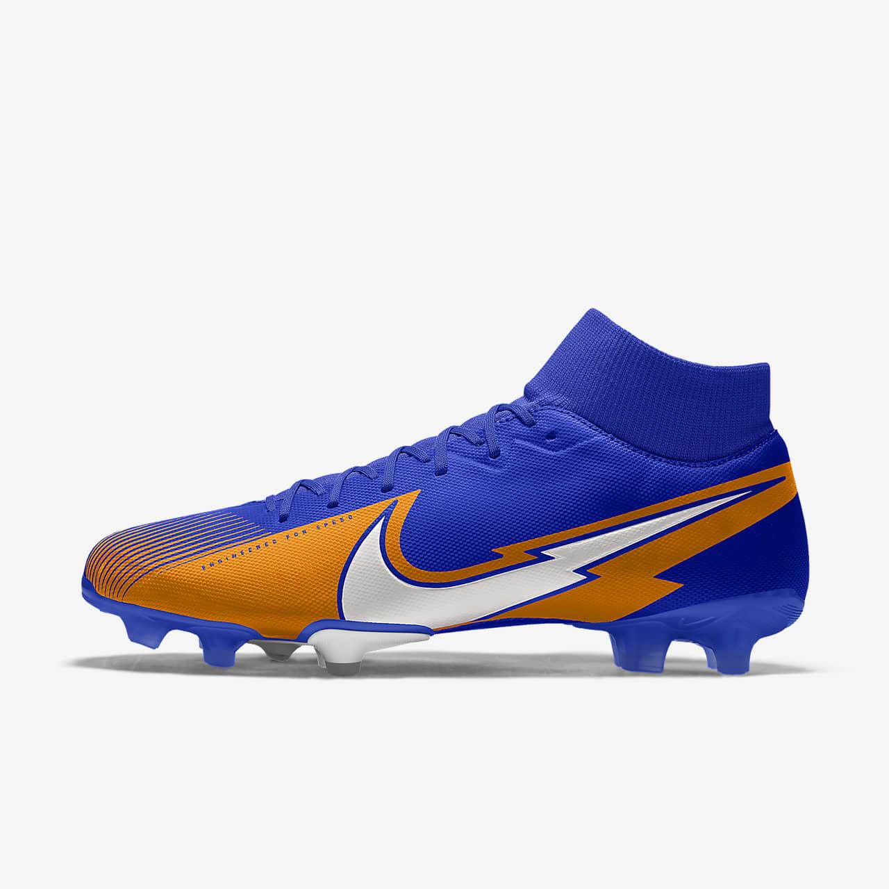 Nike Mercurial Superfly 7 Academy By You Custom Football Boot