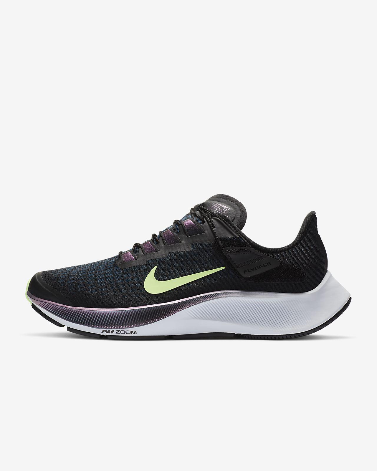 Nike Air Zoom Pegasus 37 FlyEase Hardloopschoen voor dames