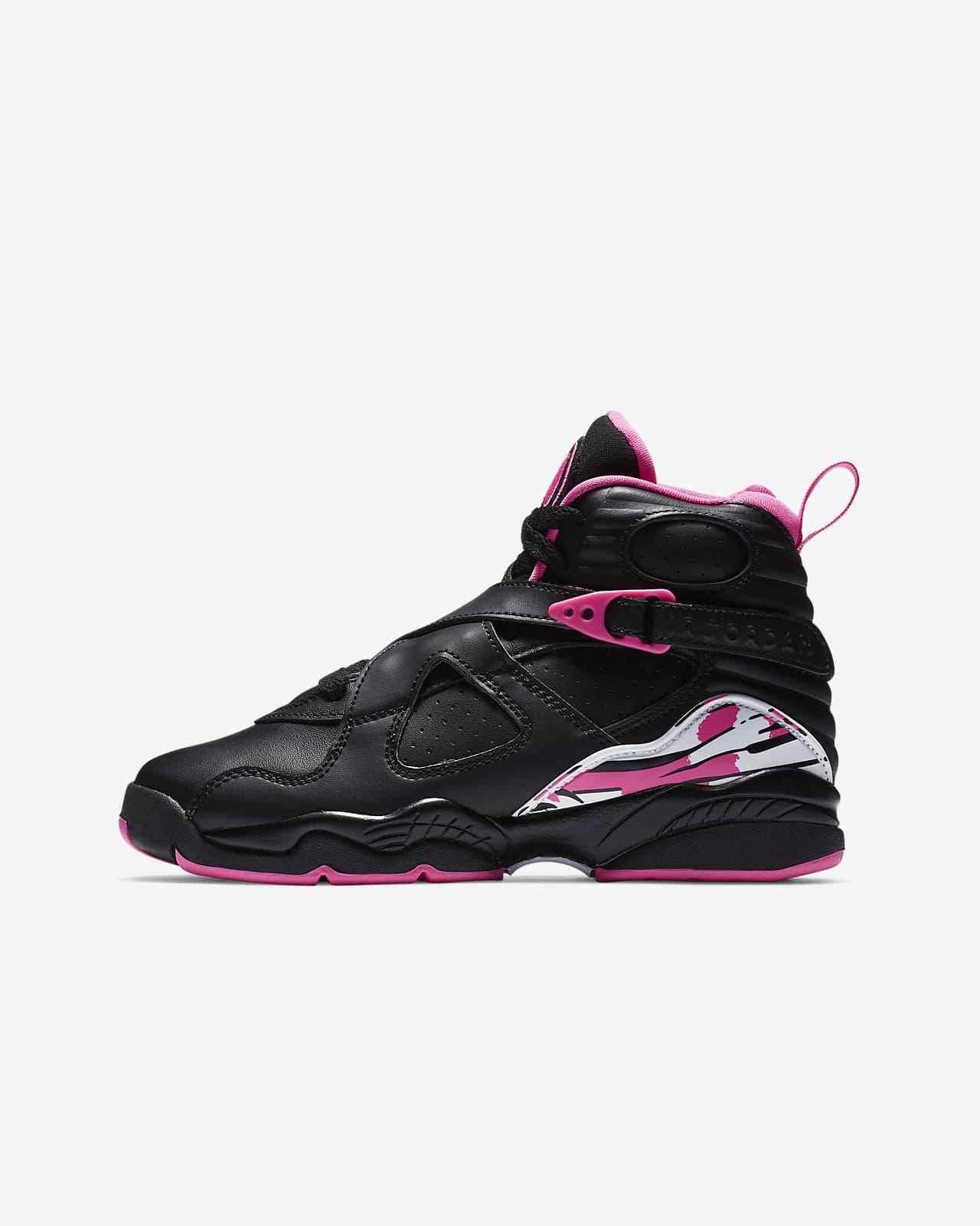 Air Jordan 8 Retro cipő nagyobb gyerekeknek