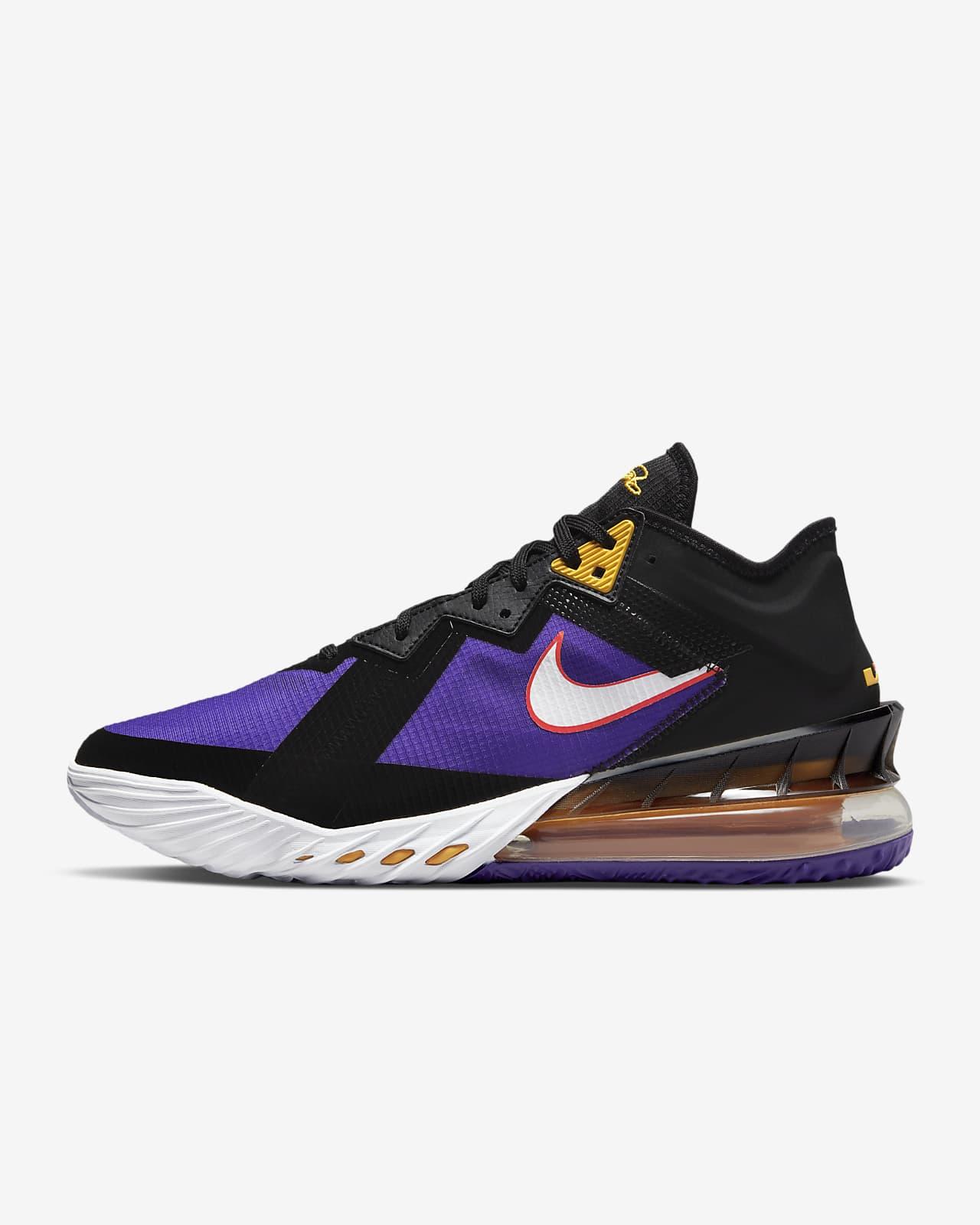 LeBron 18 Low Basketball Shoe
