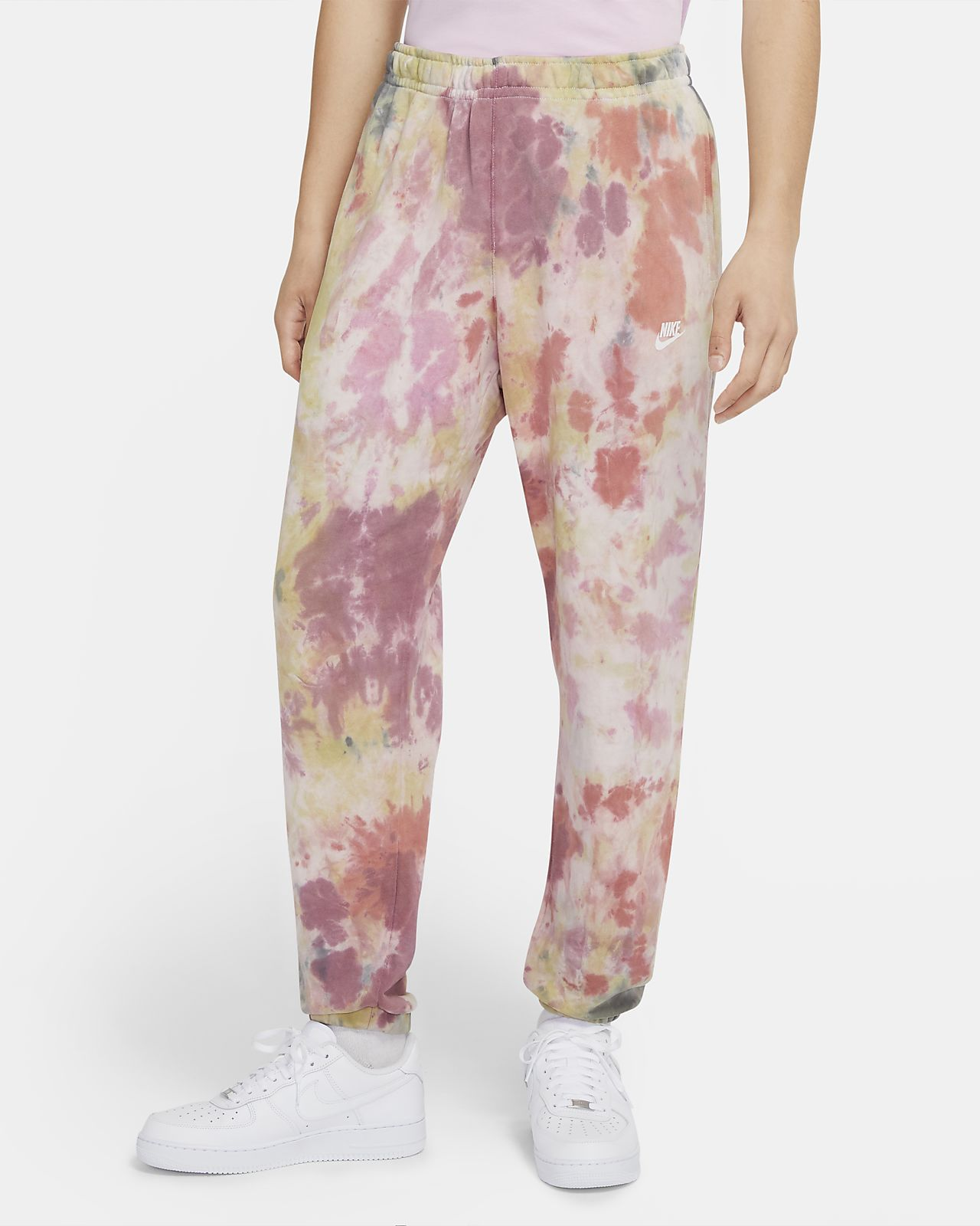 Nike Sportswear Club Fleece Tie-Dye Pants