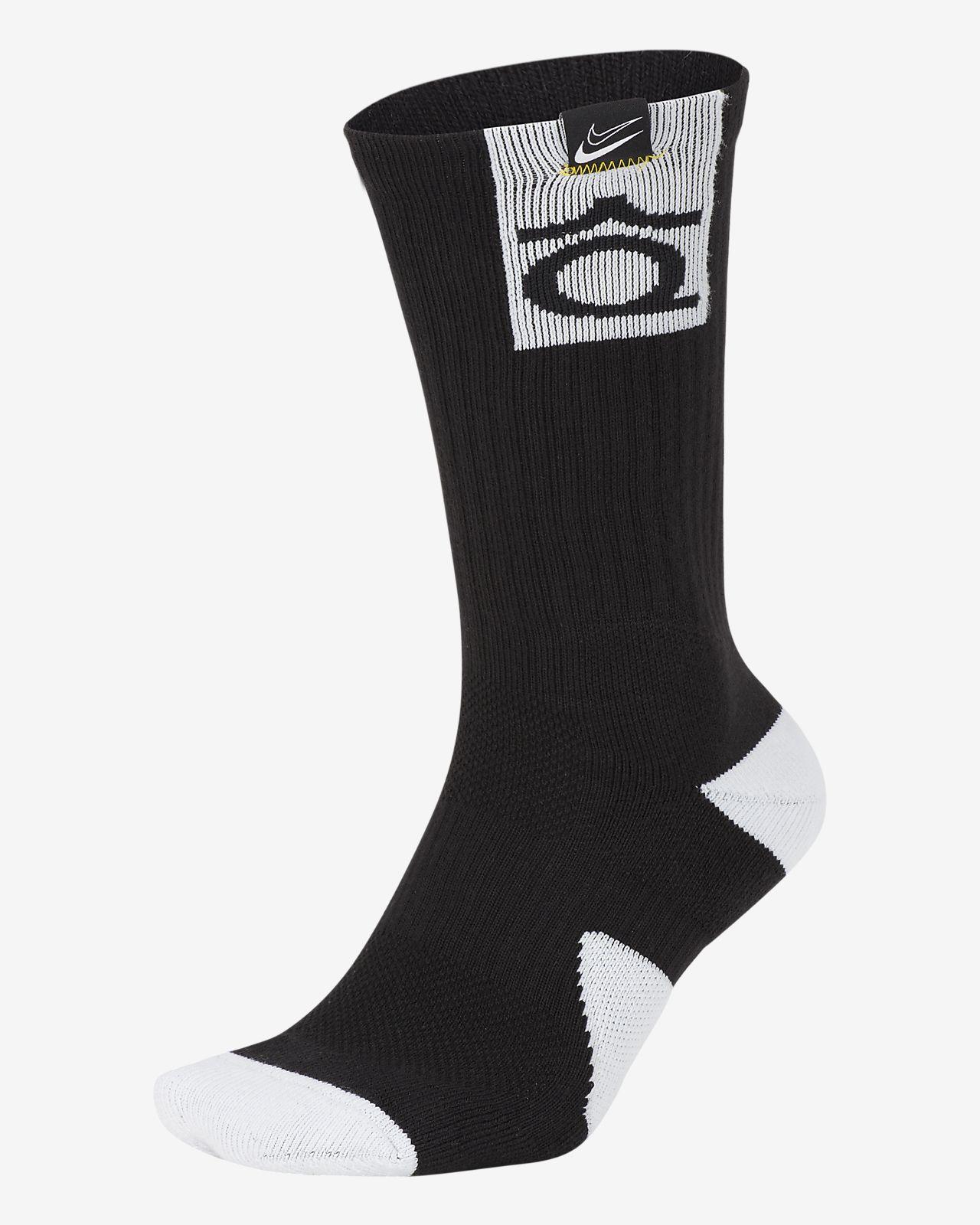 KD Nike Elite Basketball Crew Socks